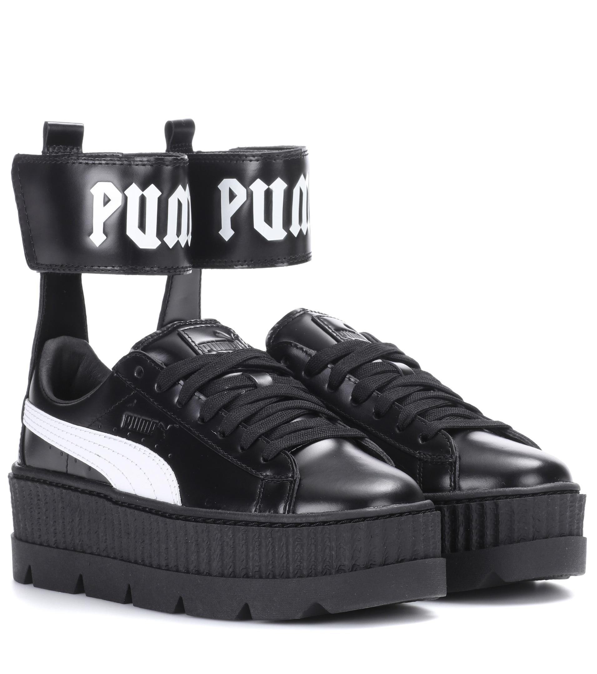 ANKLE STRAP SNEAKER - FOOTWEAR - Low-tops & sneakers Fenty Puma by Rihanna 7vGiU