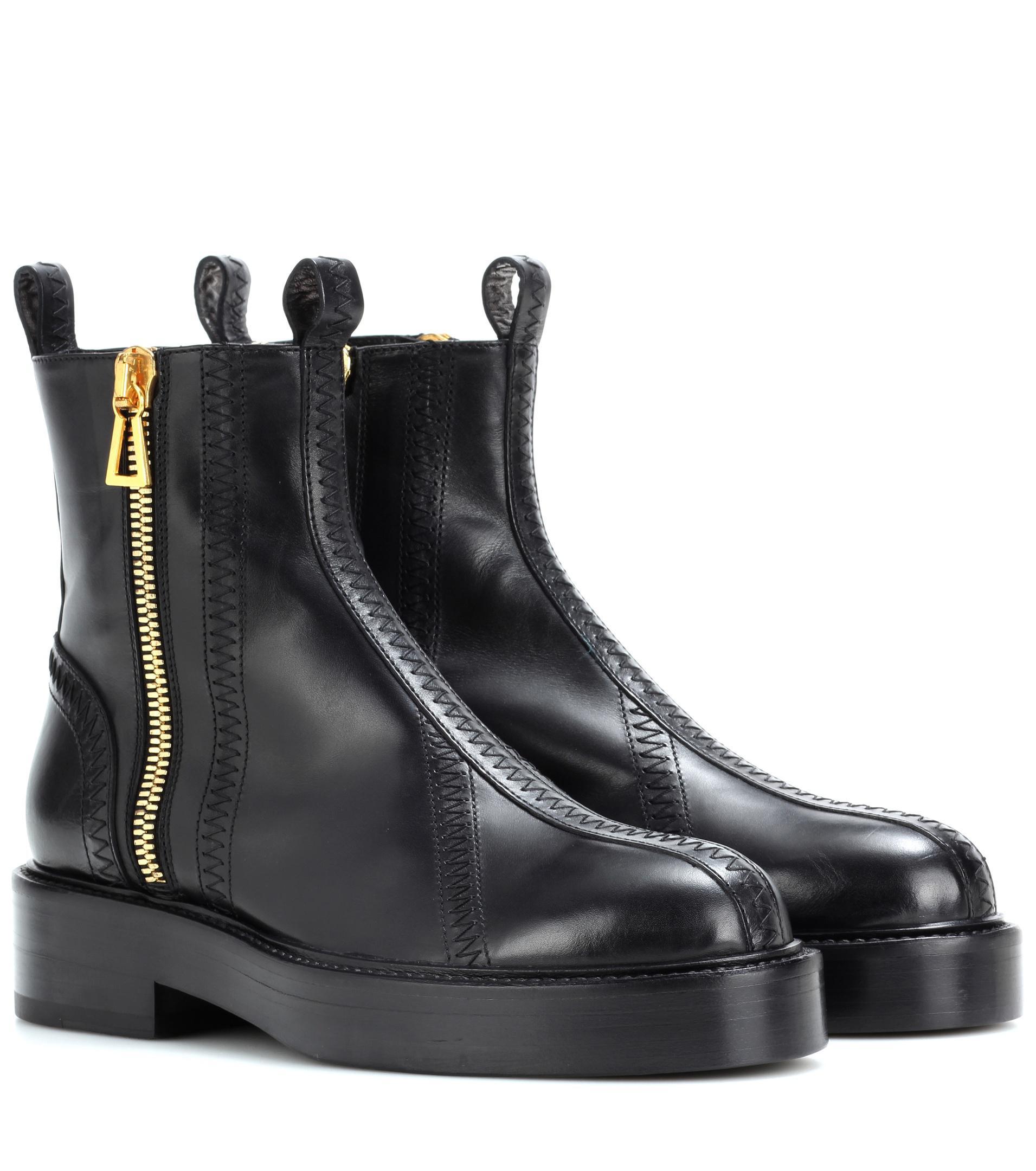 Ellery Venus leather ankle boots lmv7yat