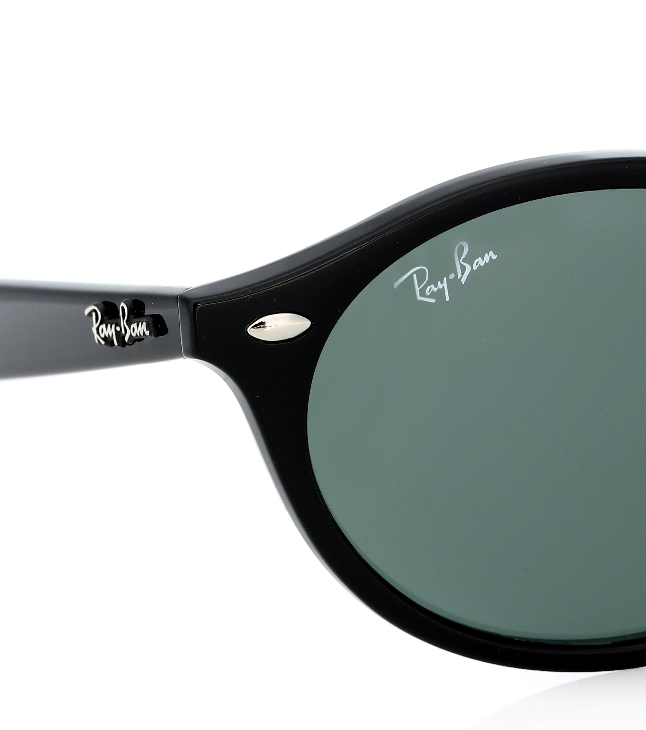 74f30250c8db Ray-Ban - Black Rb4315 Sunglasses - Lyst. View fullscreen