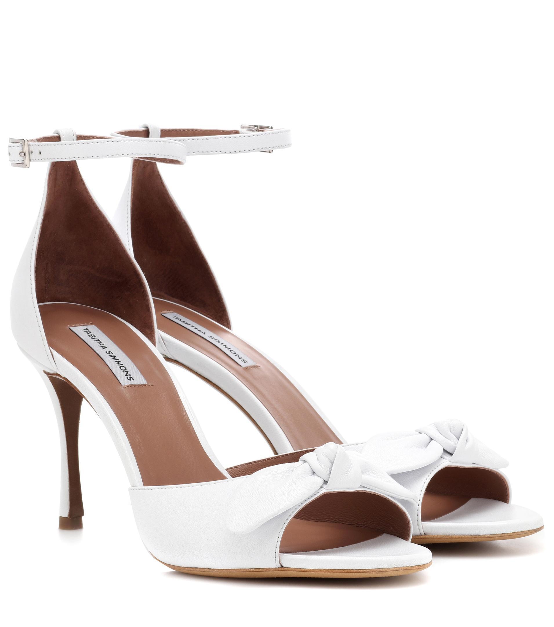 Sandales En Cuir Mimmi Tabitha Simmons C0YSn