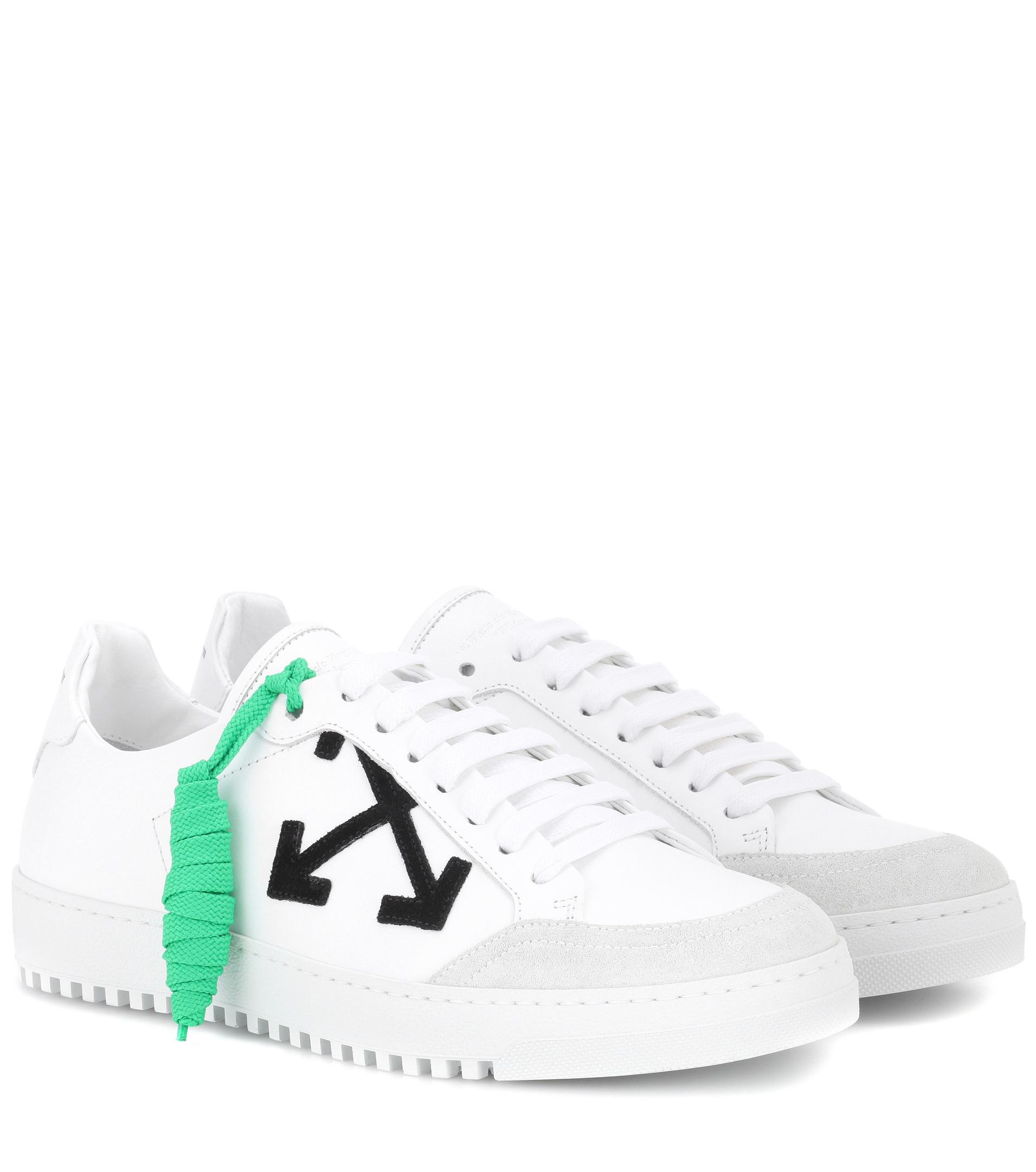 OFF-WHITE Carryover Canvas Sneakers uL8CEbrs