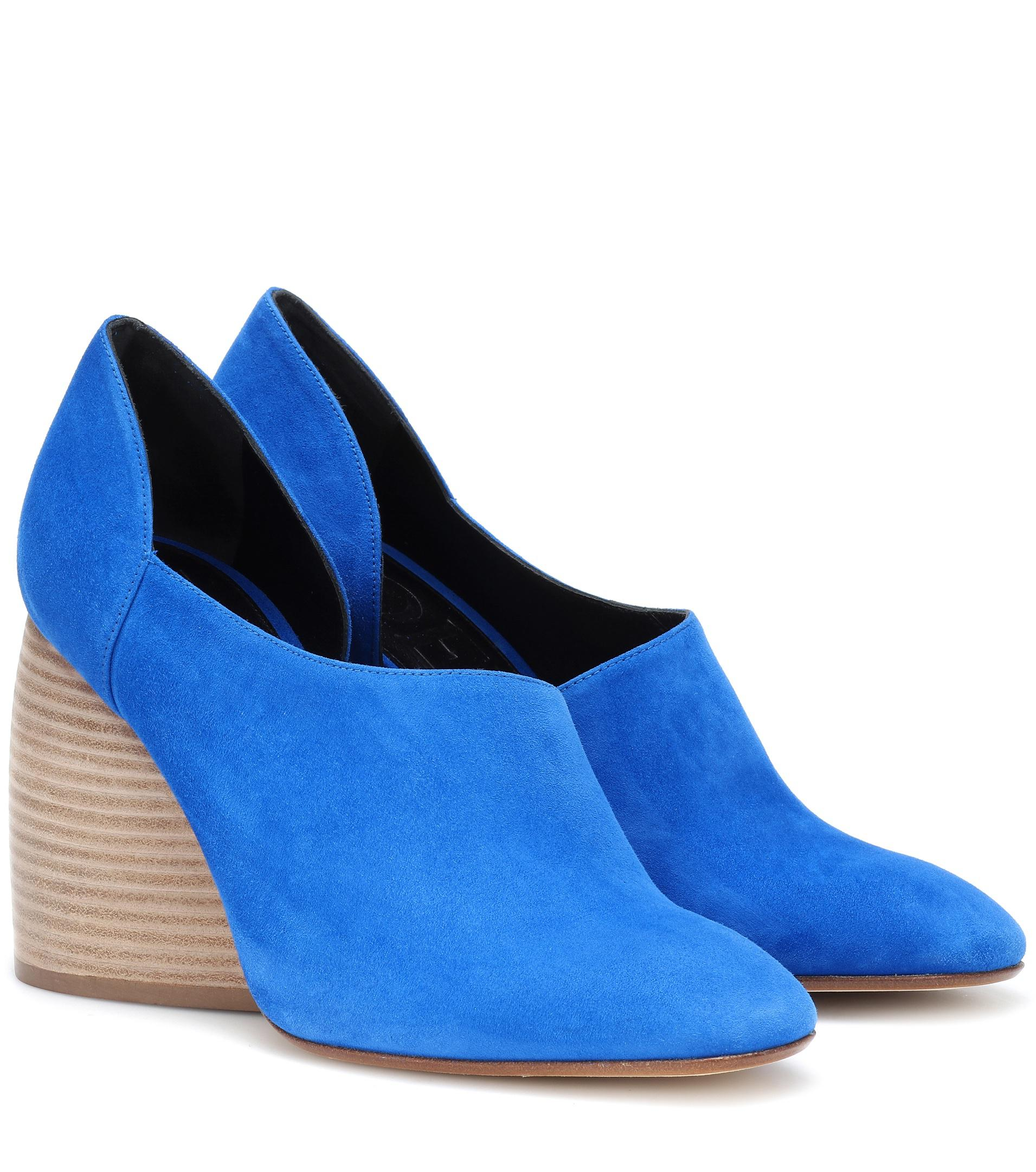 buy cheap deals cheap fashionable Loewe Flex Loafer 90 leather pumps outlet clearance sale fashion Style HiLsPzhk