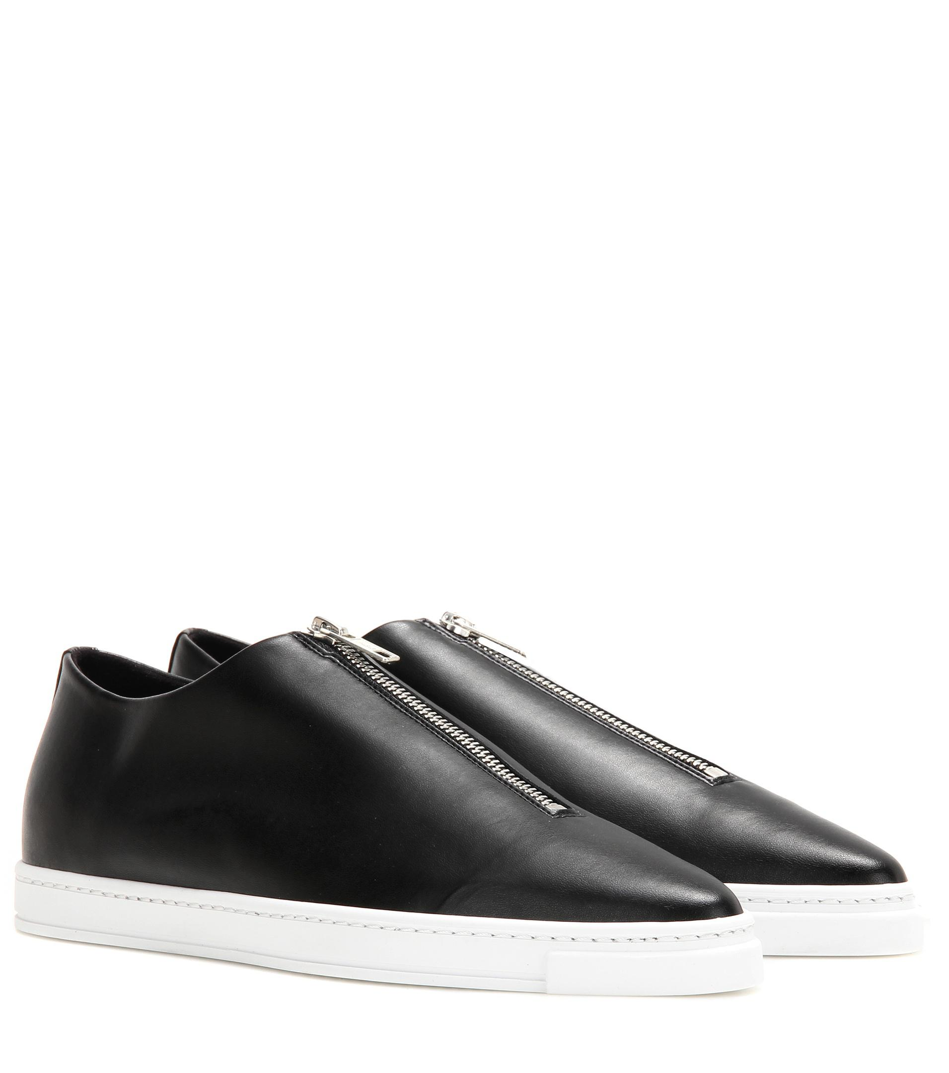 free shipping authentic Stella McCartney Vegan Leather Slip-On Sneakers outlet free shipping ExQUWQy