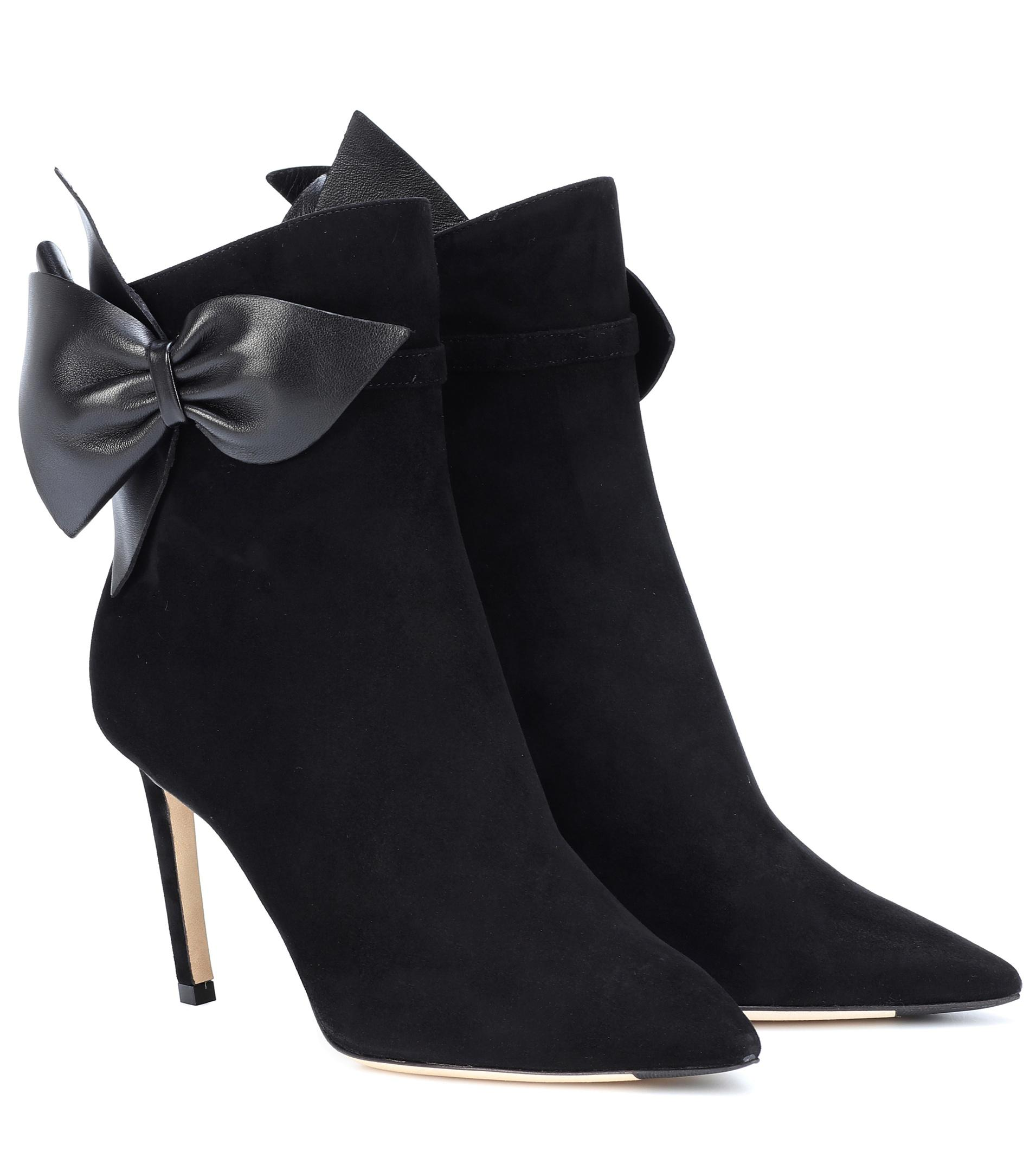 Jimmy choo Kassidy Suede Ankle Boots qNvzHWqg