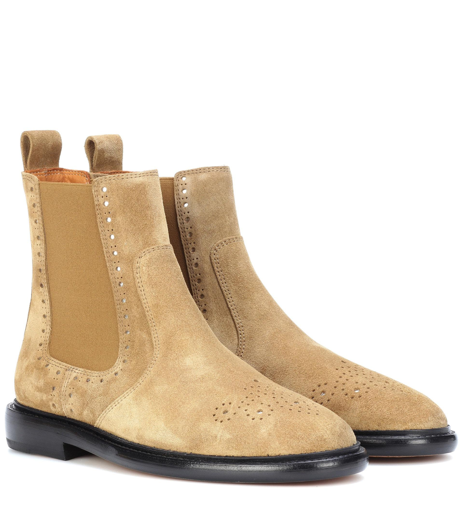 popular cheap online Isabel Marant Chelaya leather Chelsea boots sale new styles cheapest price cheap online outlet recommend cheap get to buy 7L7aGpnFB