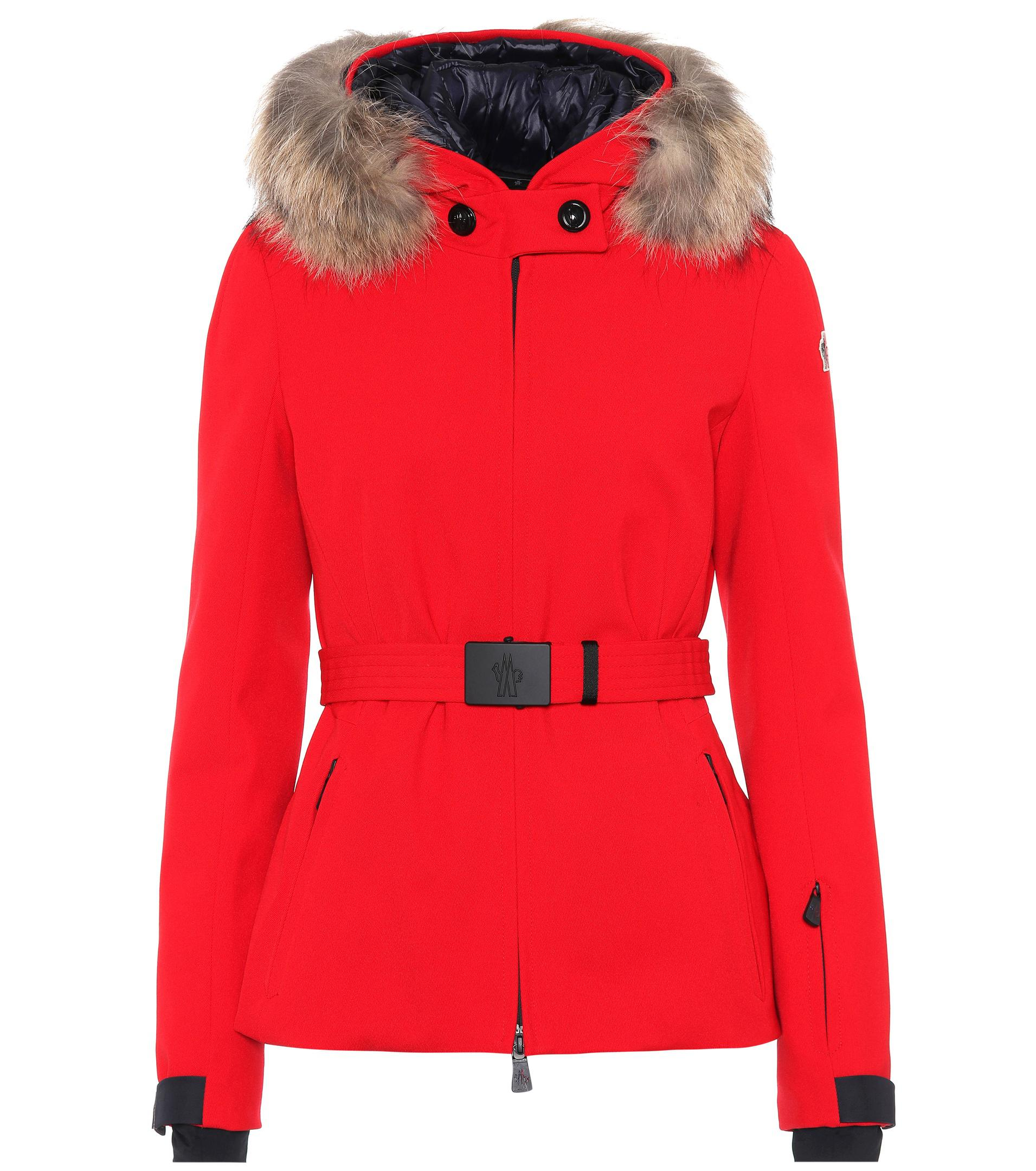 7e23f7cb6 wholesale moncler red ski jacket ec9e7 7b08f