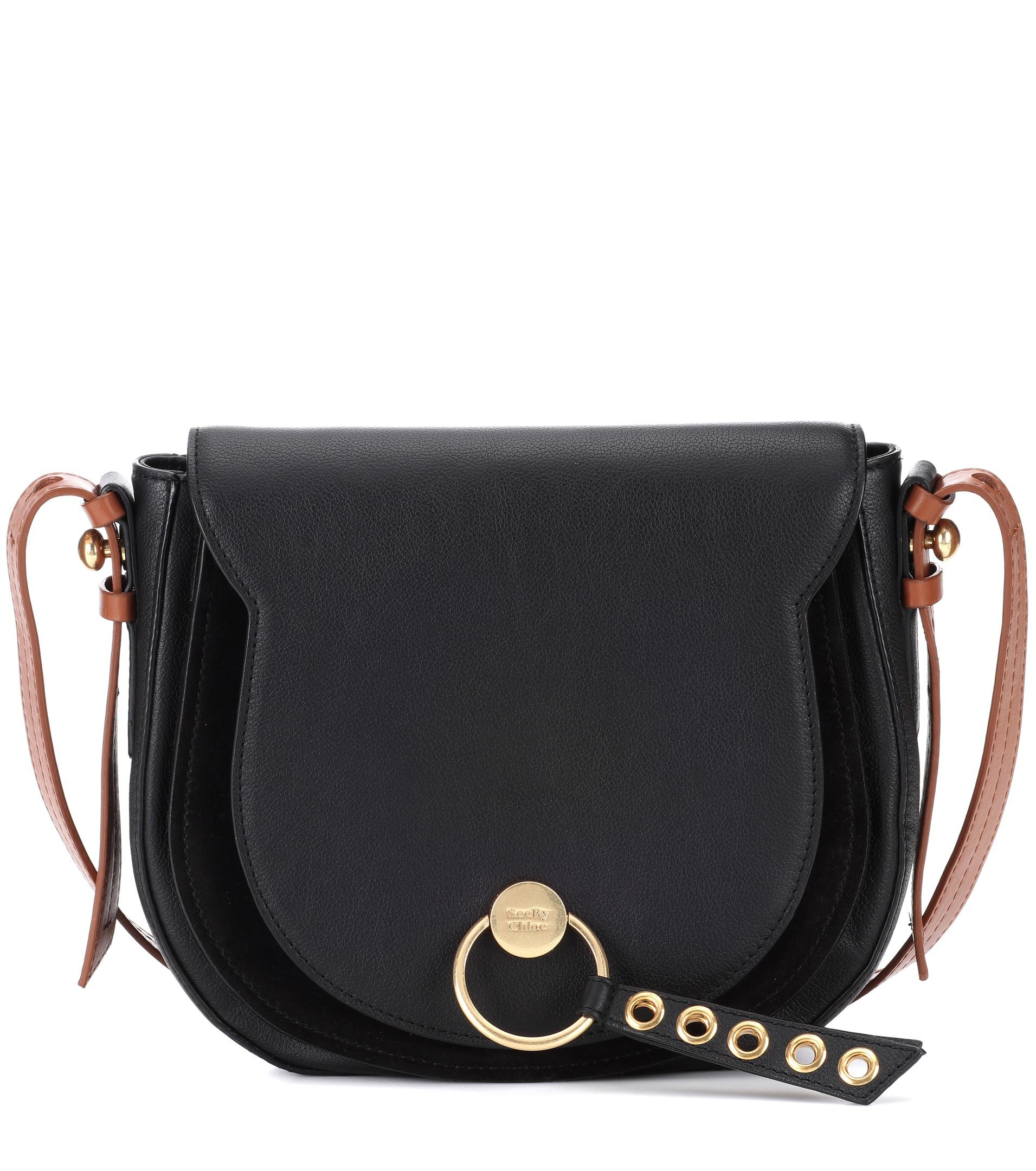 best sneakers 18897 8dc8e see-by-chloe-black-Lumir-Large-Leather-And-Suede-Shoulder-Bag.jpeg