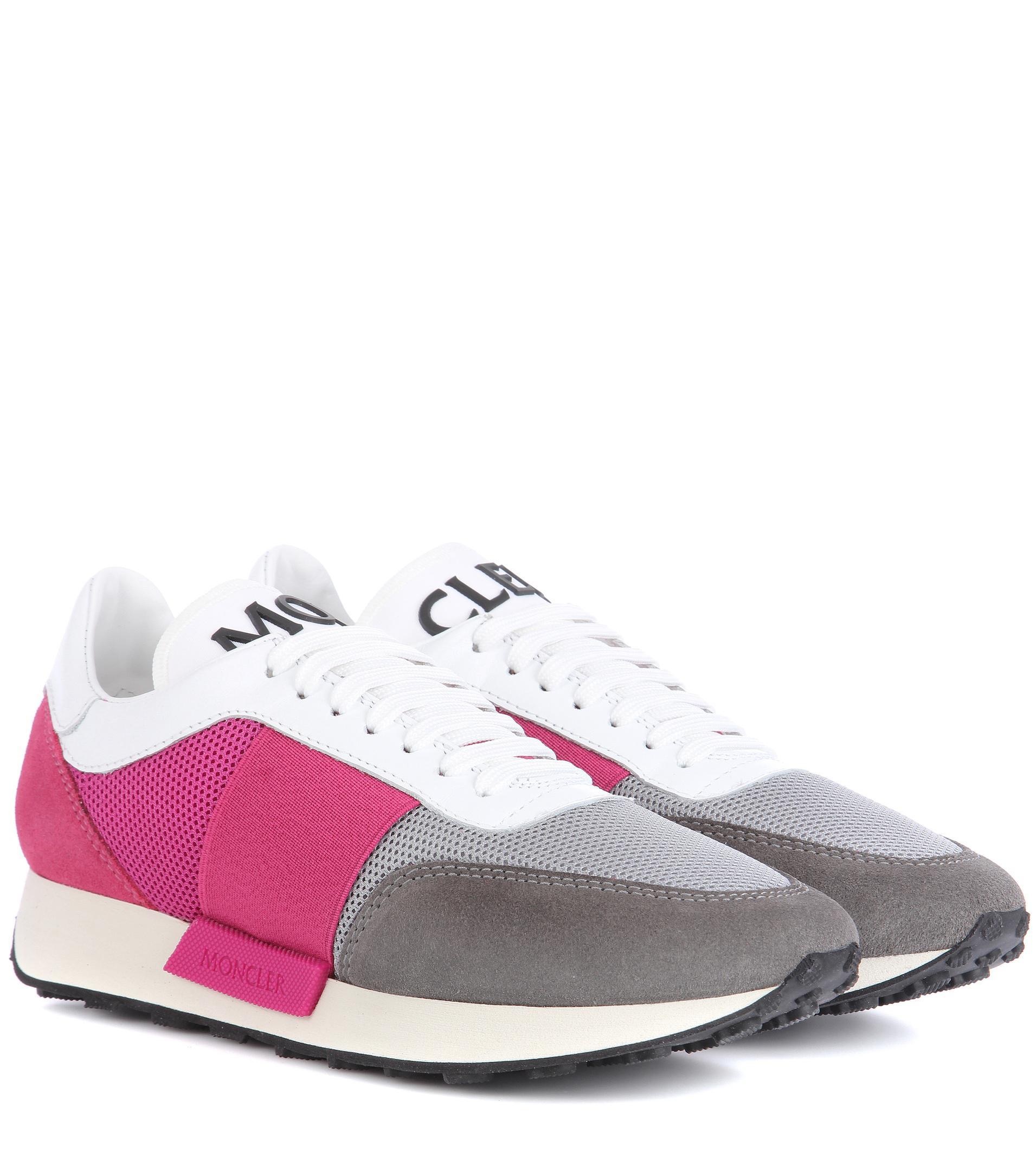b418aa61ca0 Moncler - Multicolor Louise Sneakers - Lyst. View fullscreen