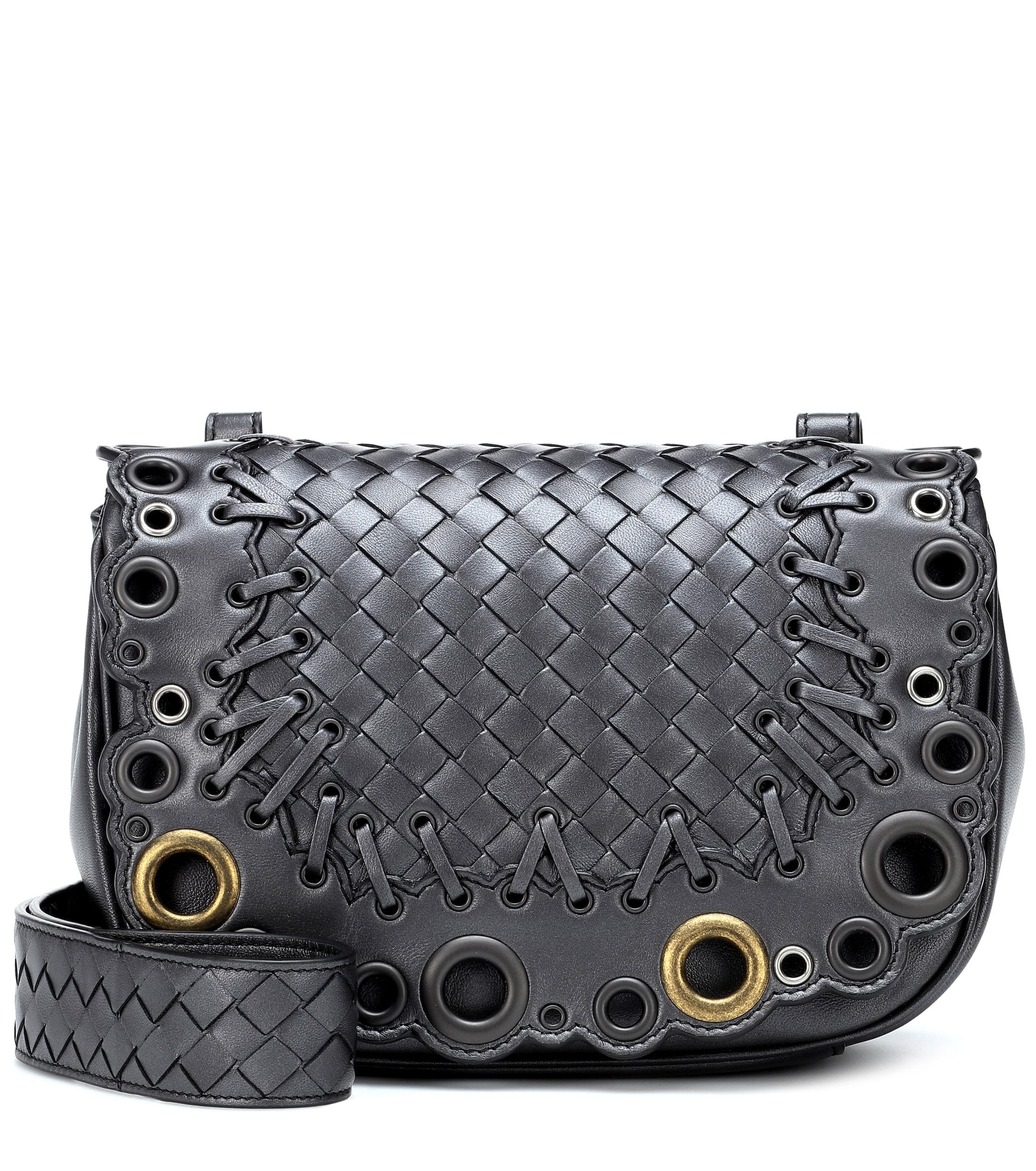 7b0f1ff28385 Bottega Veneta. Women s Bv Luna Leather Shoulder Bag