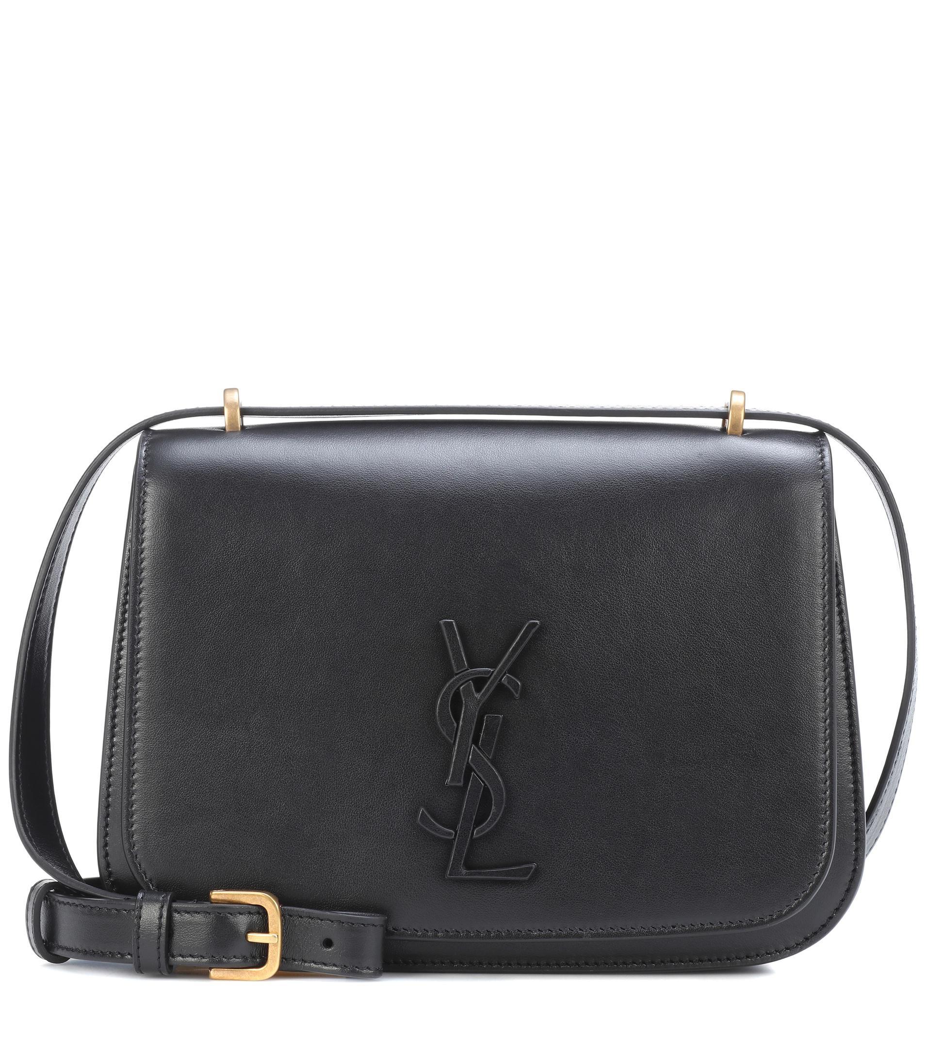 medium Spontini satchel bag - Black Saint Laurent g2J8L