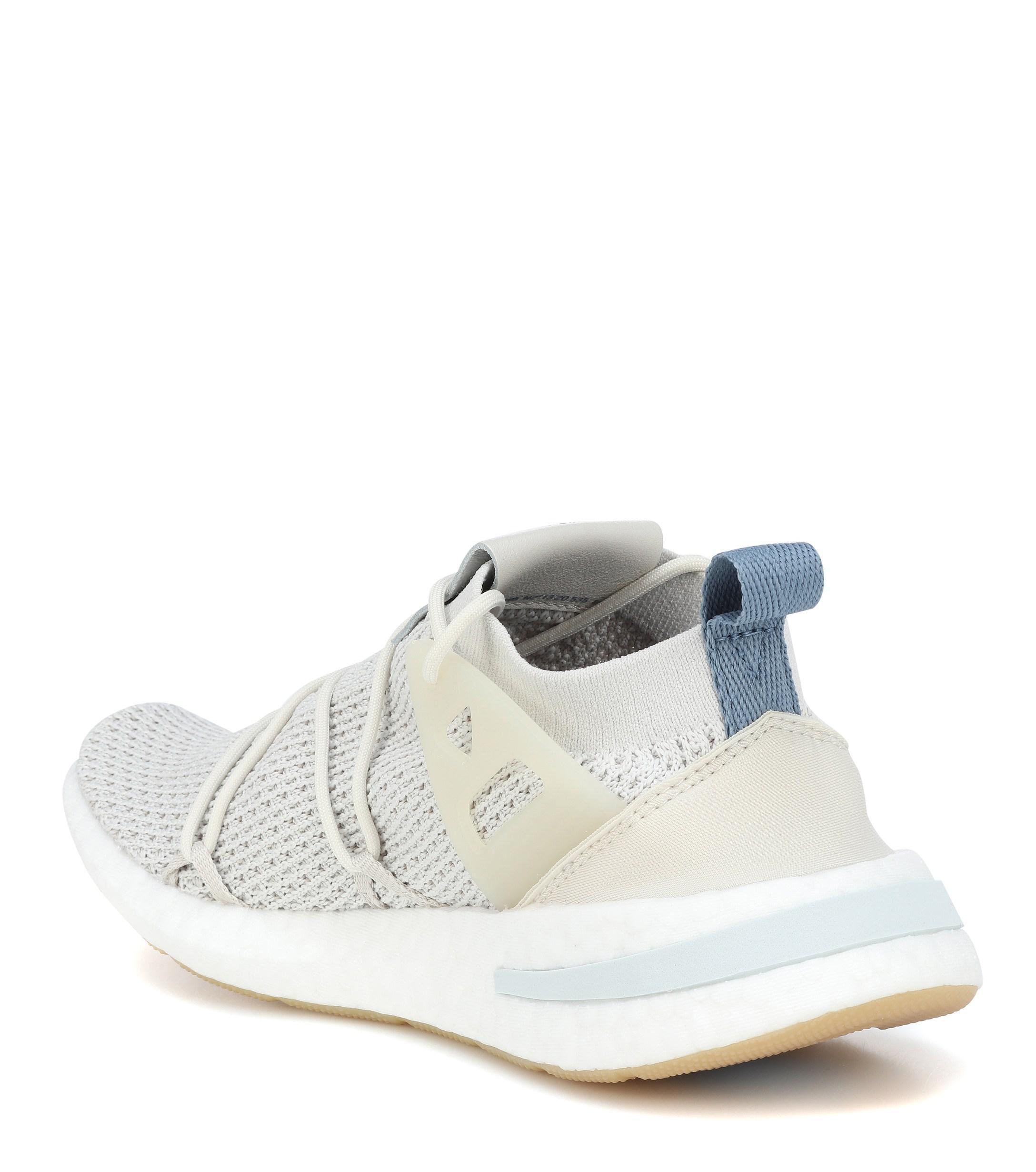 check out d9fa3 afb1b Adidas Originals - Gray Zapatillas Arkyn Primeknit - Lyst. Ver en pantalla  completa