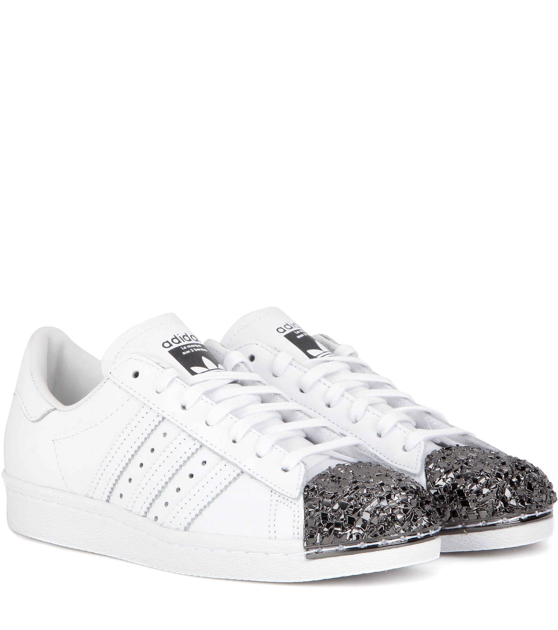 adidas originals superstar 80s metal toe leather sneakers. Black Bedroom Furniture Sets. Home Design Ideas