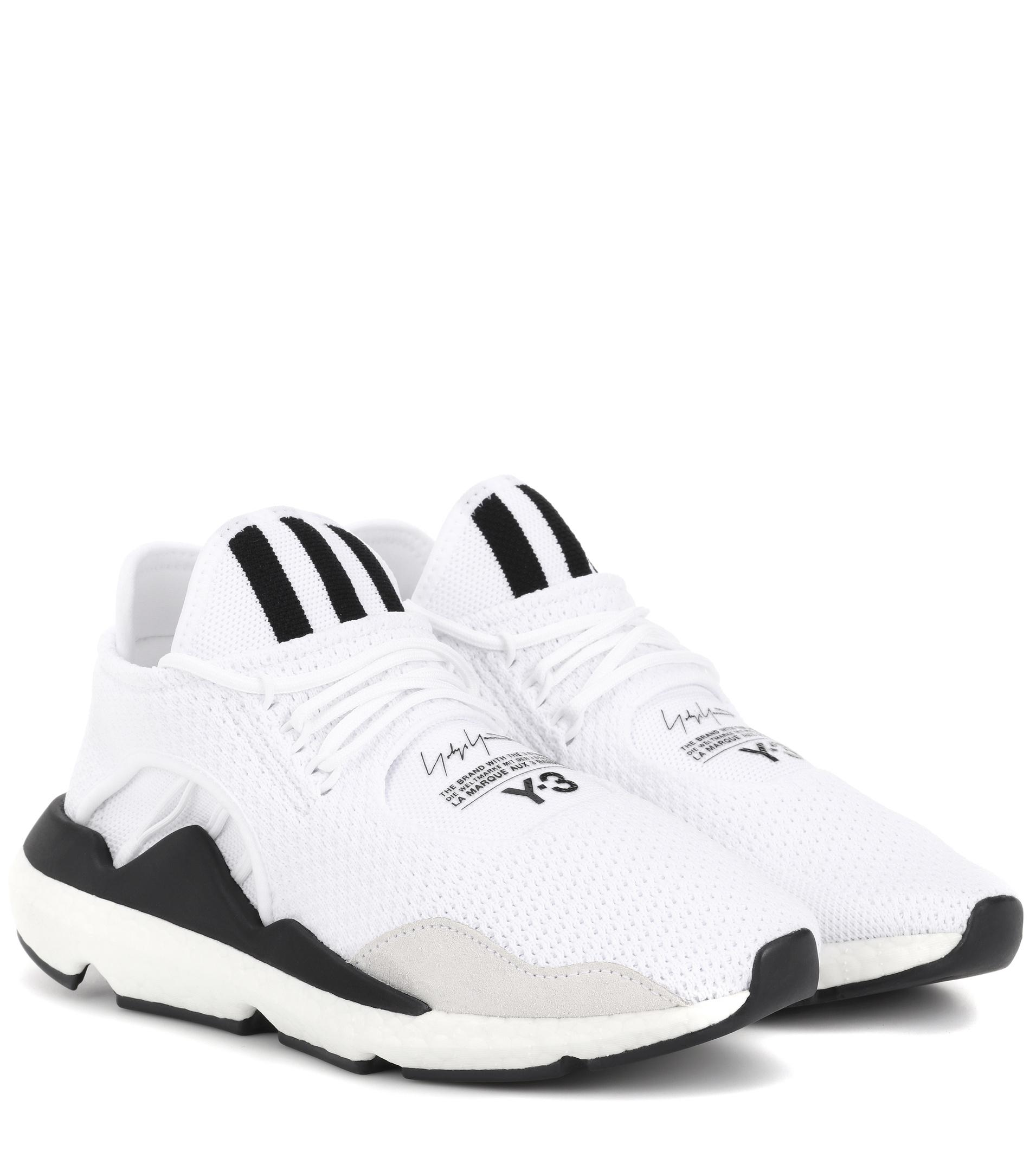 100% Authentic Sale Online Clearance Best Store To Get Y-3 Saikou suede-trimmed sneakers oOCjpu