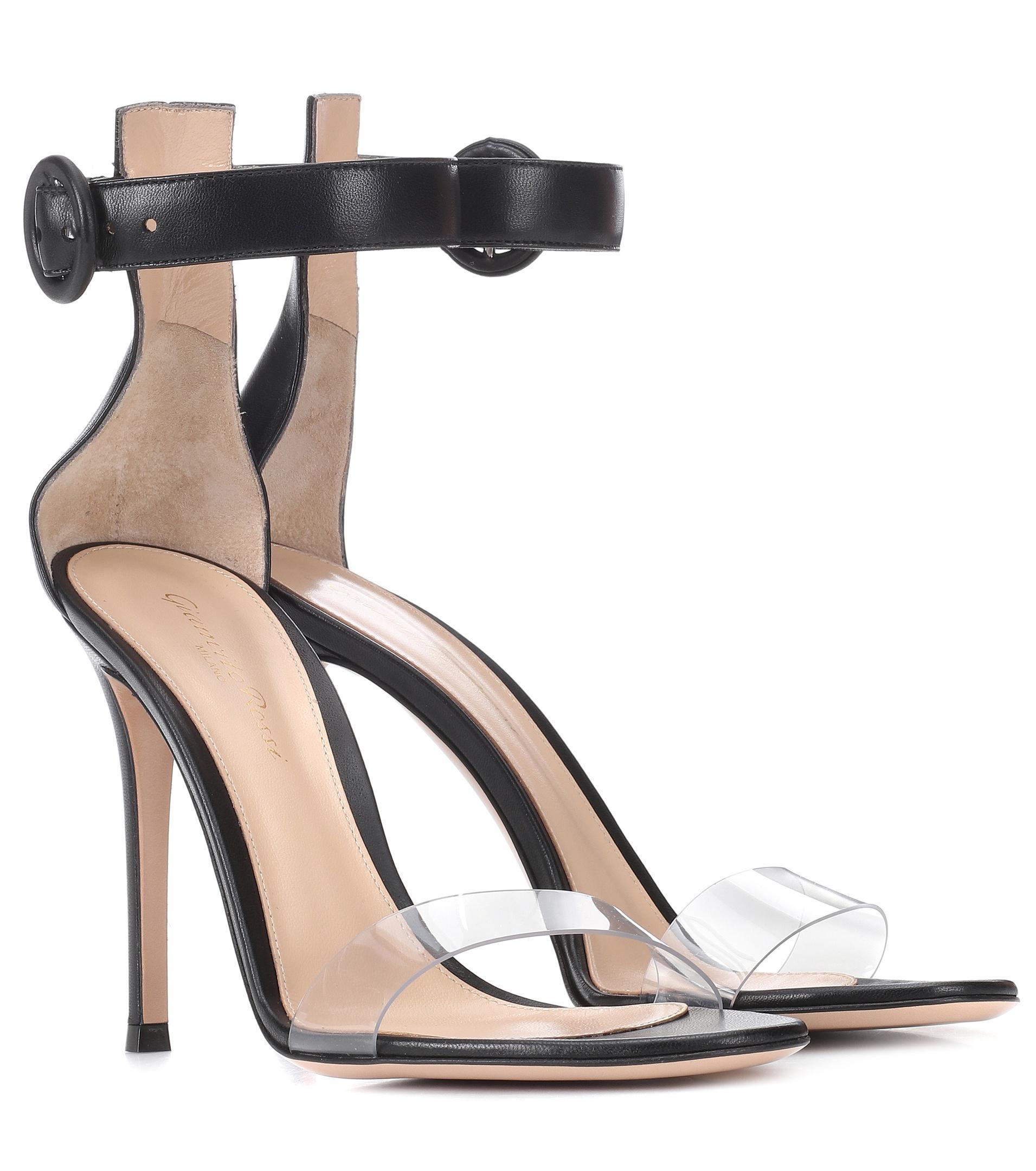 Stella 85 suede sandals Gianvito Rossi p7199Ltxt