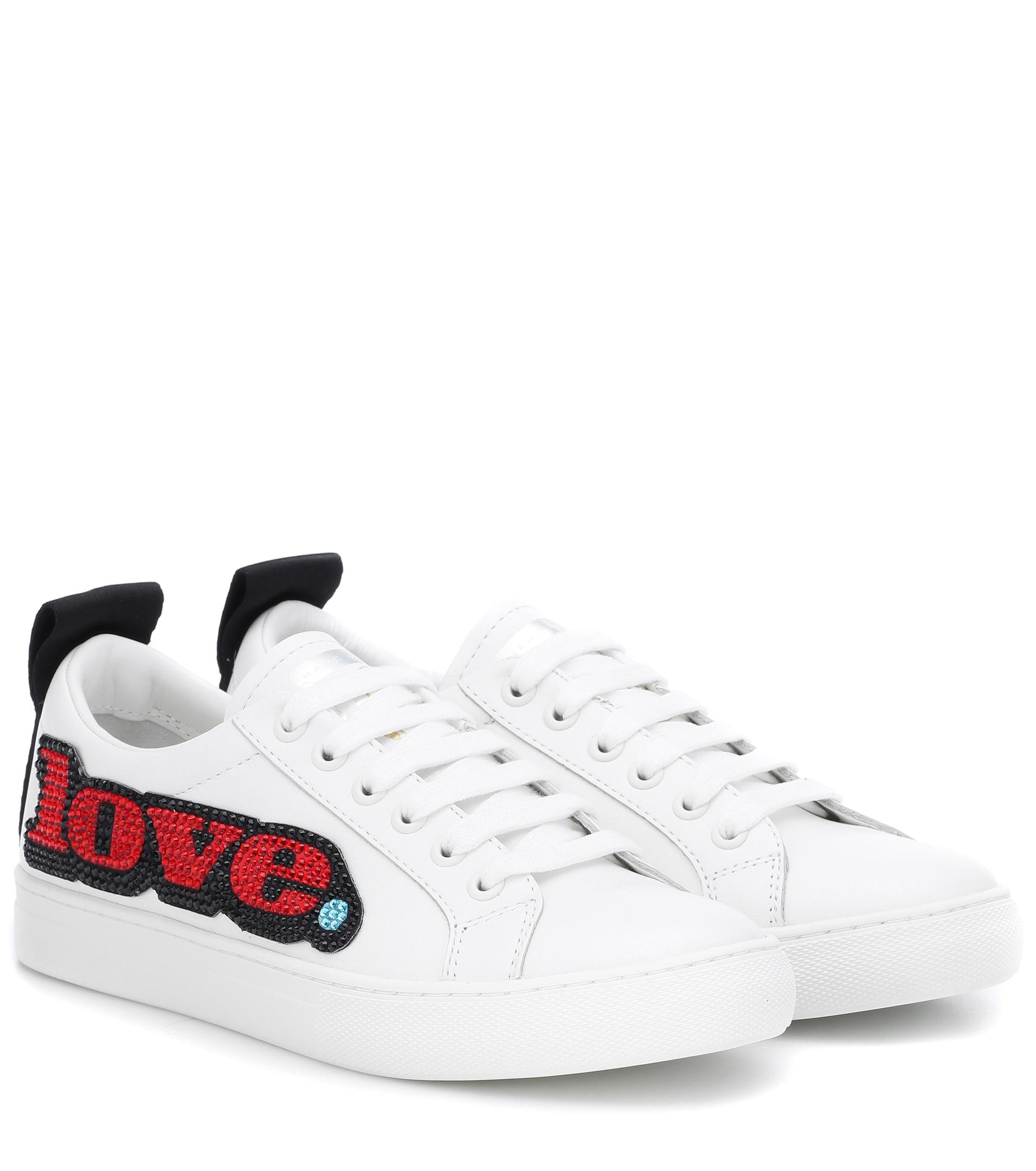 Love Embellished Empire sneakers Marc Jacobs ubimW