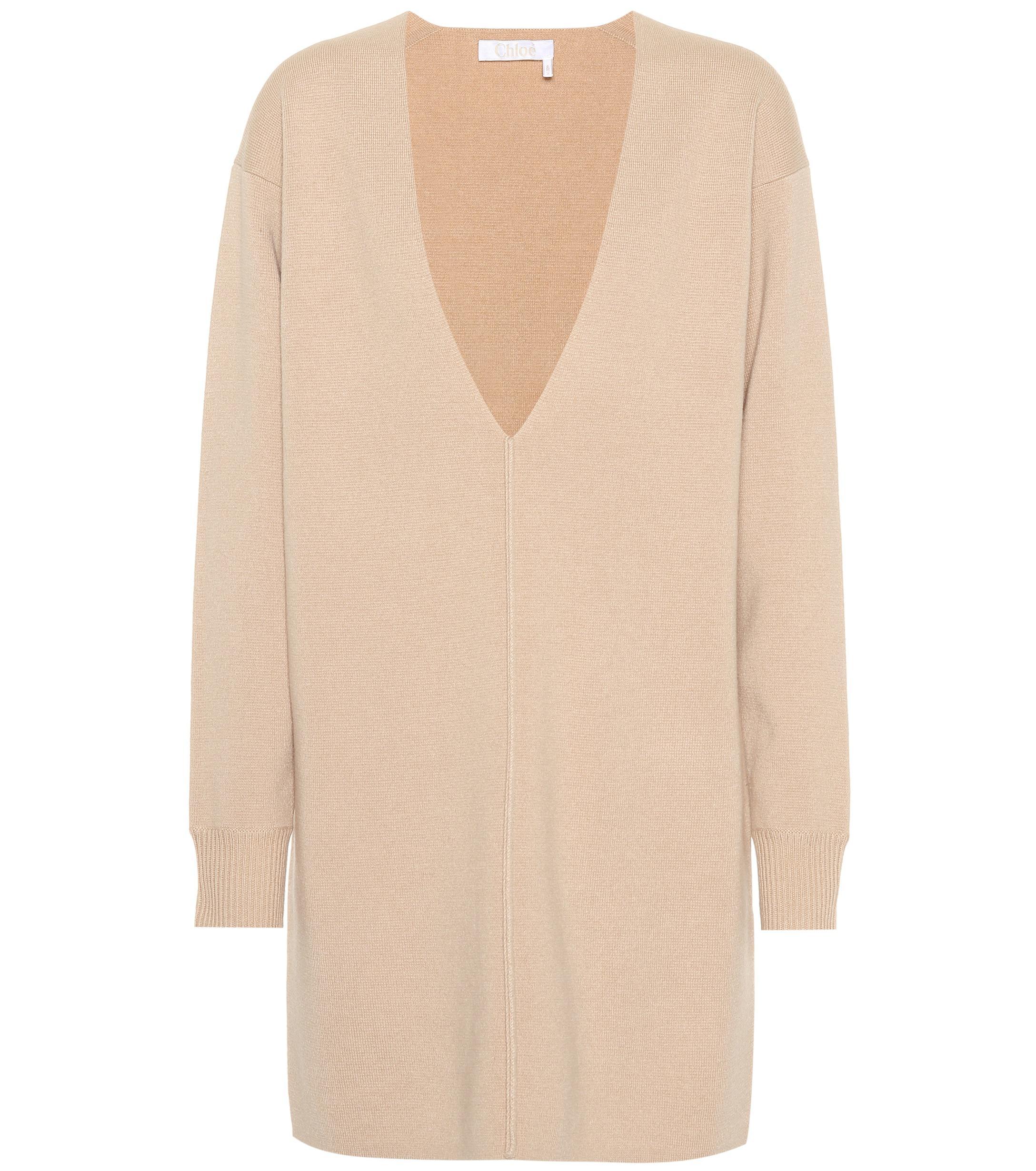 0bcf95bfe29 Chloé. Women s Long Cashmere Sweater