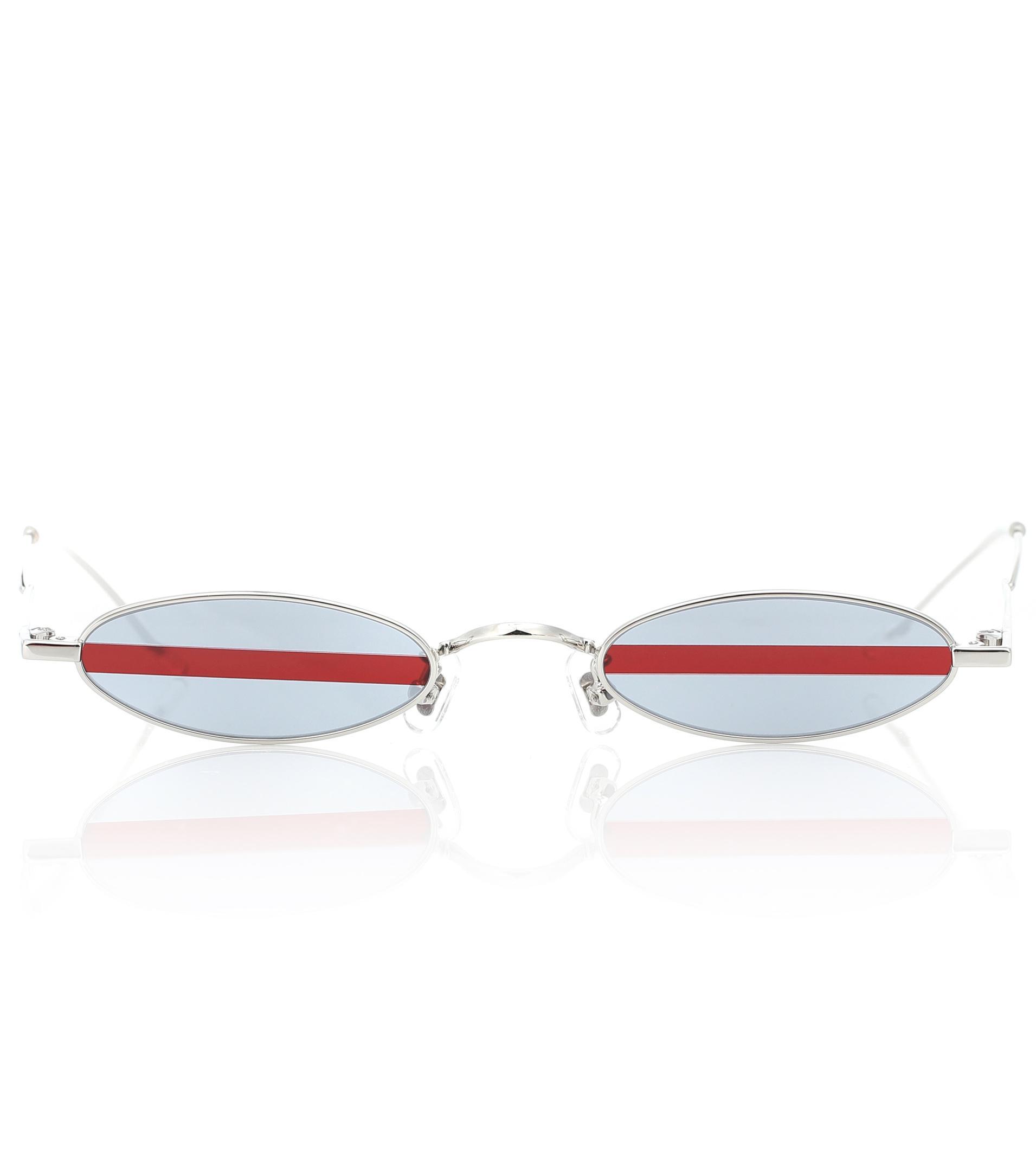 0f646b9623a Gentle Monster Vector 02(r) Sunglasses in Metallic - Lyst