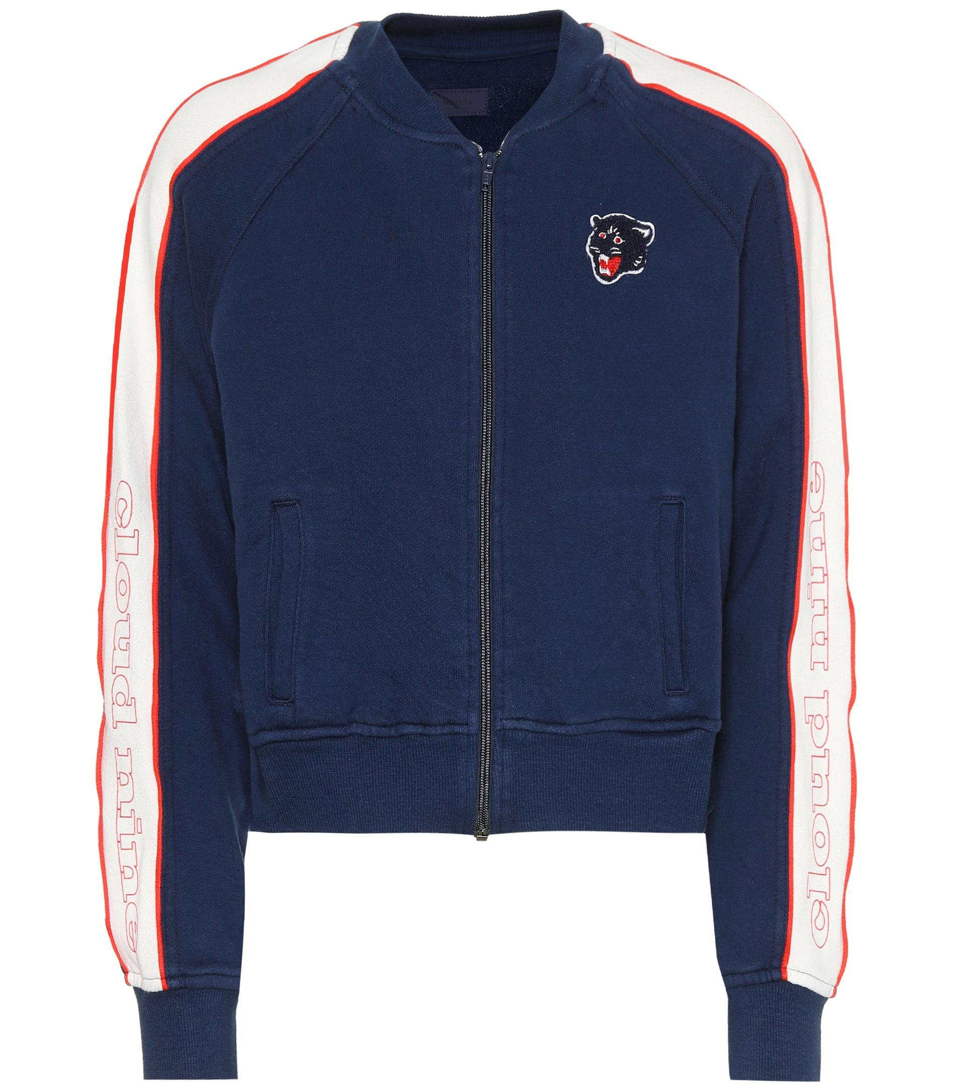 The Runner cotton jacket Mother Low Shipping Fee Authentic Sale Online Cheap Sale Cheapest pIWQc