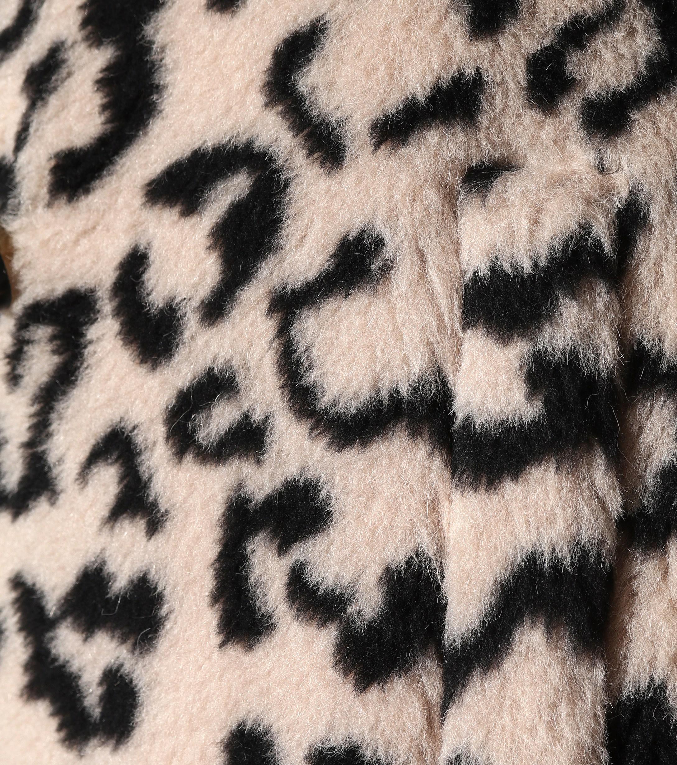 c0259b4840cc Max Mara Edy Wool, Alpaca And Silk Coat - Lyst