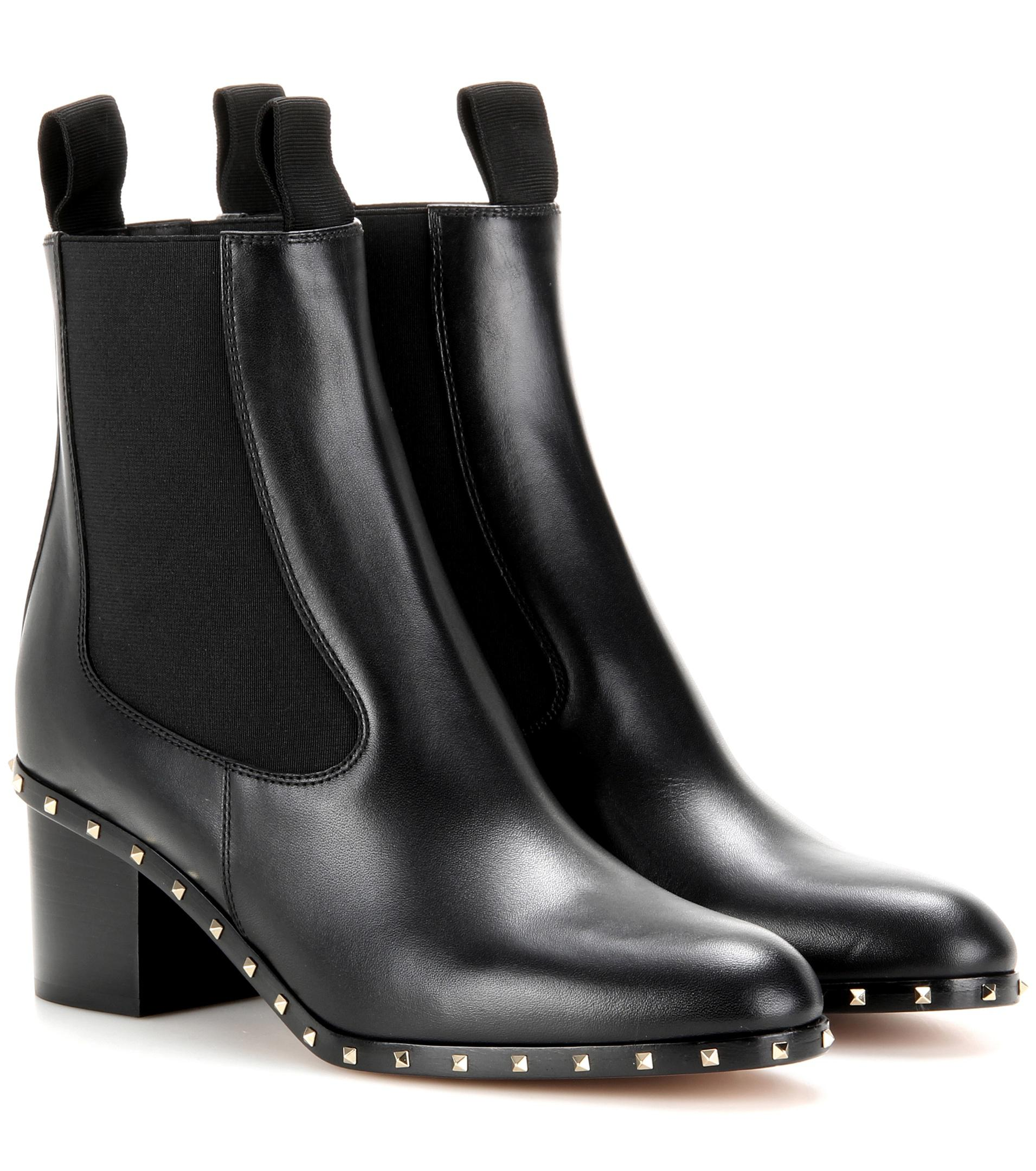 Black Valentino Garavani Soul Rockstud Chelsea Boots Valentino Buy Cheap Store Shop For Cheap Price 100% Authentic For Sale Limited Edition Pay With Paypal For Sale G3qAFTjgZq