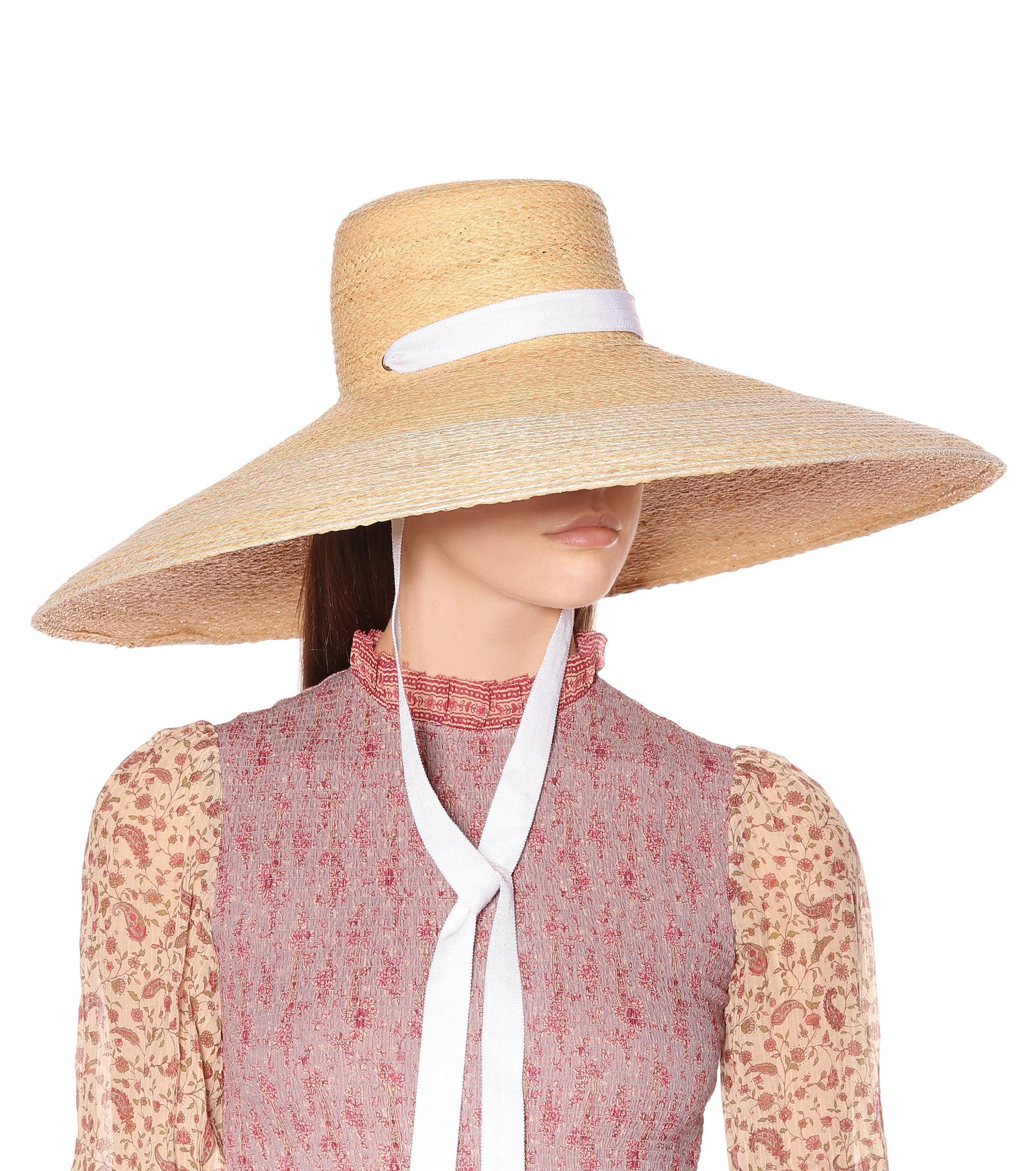 d3ea065ed3f Lola Hats - Multicolor Nomad Raffia Hat - Lyst. View fullscreen