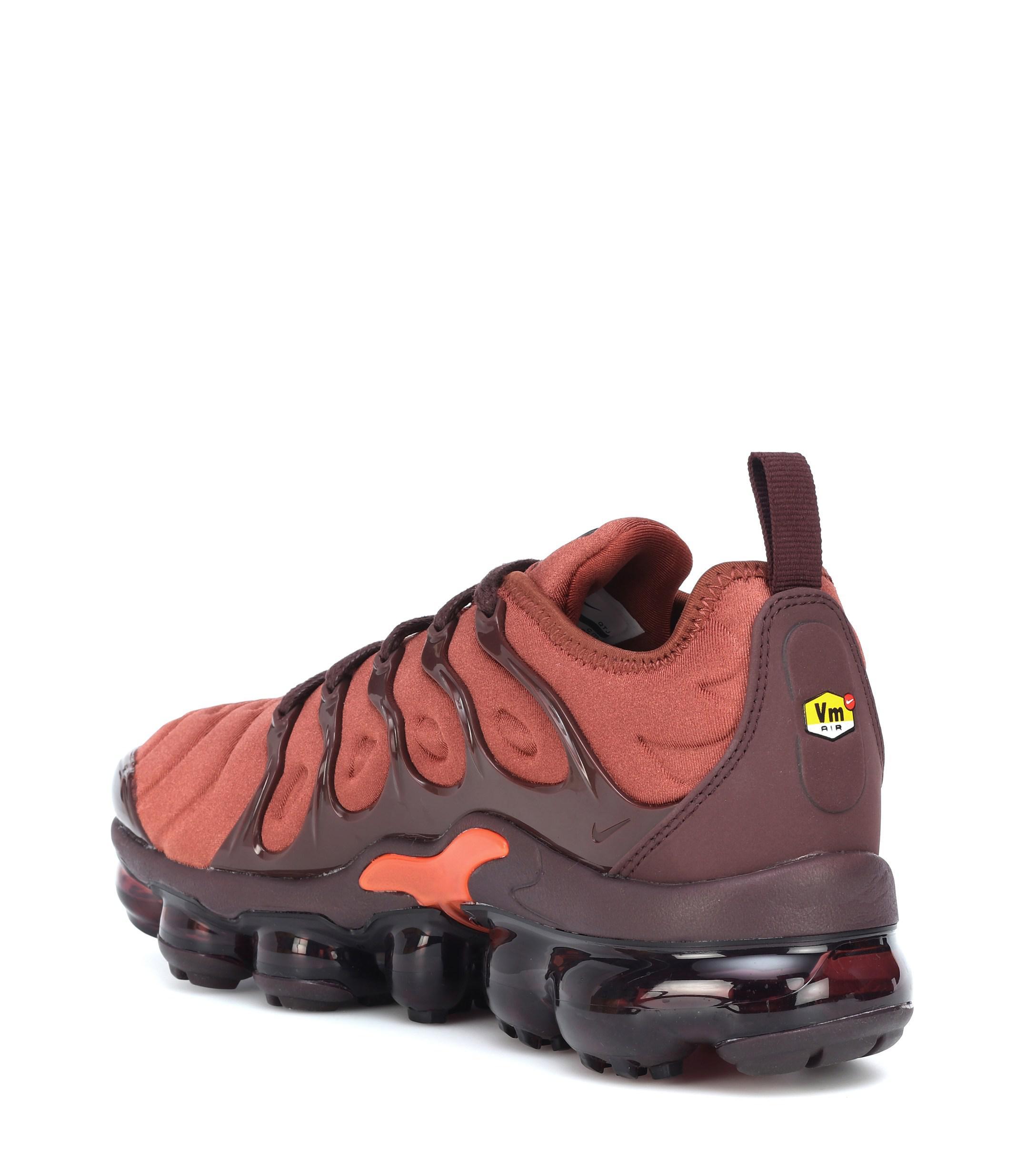 Sneakers Orange Plus Sparen 2Lyst Vapormax In Nike Air Sie w8nmN0