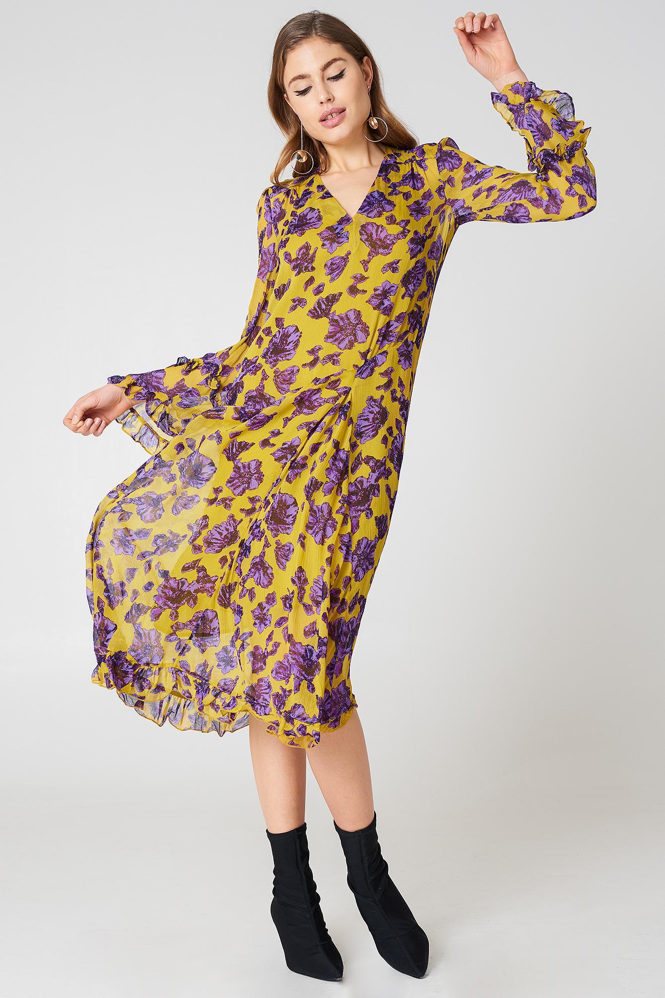 DRESSES - Short dresses Baum Und Pferdgarten Cheap Comfortable 99J1YOaGE