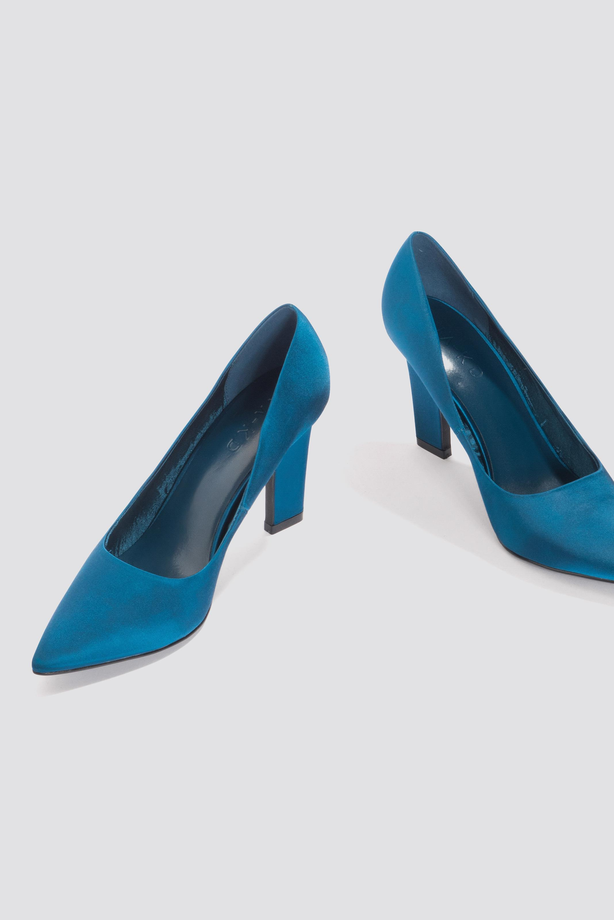 4f66905fc96 Women's Game Over Satin Pumps Blue