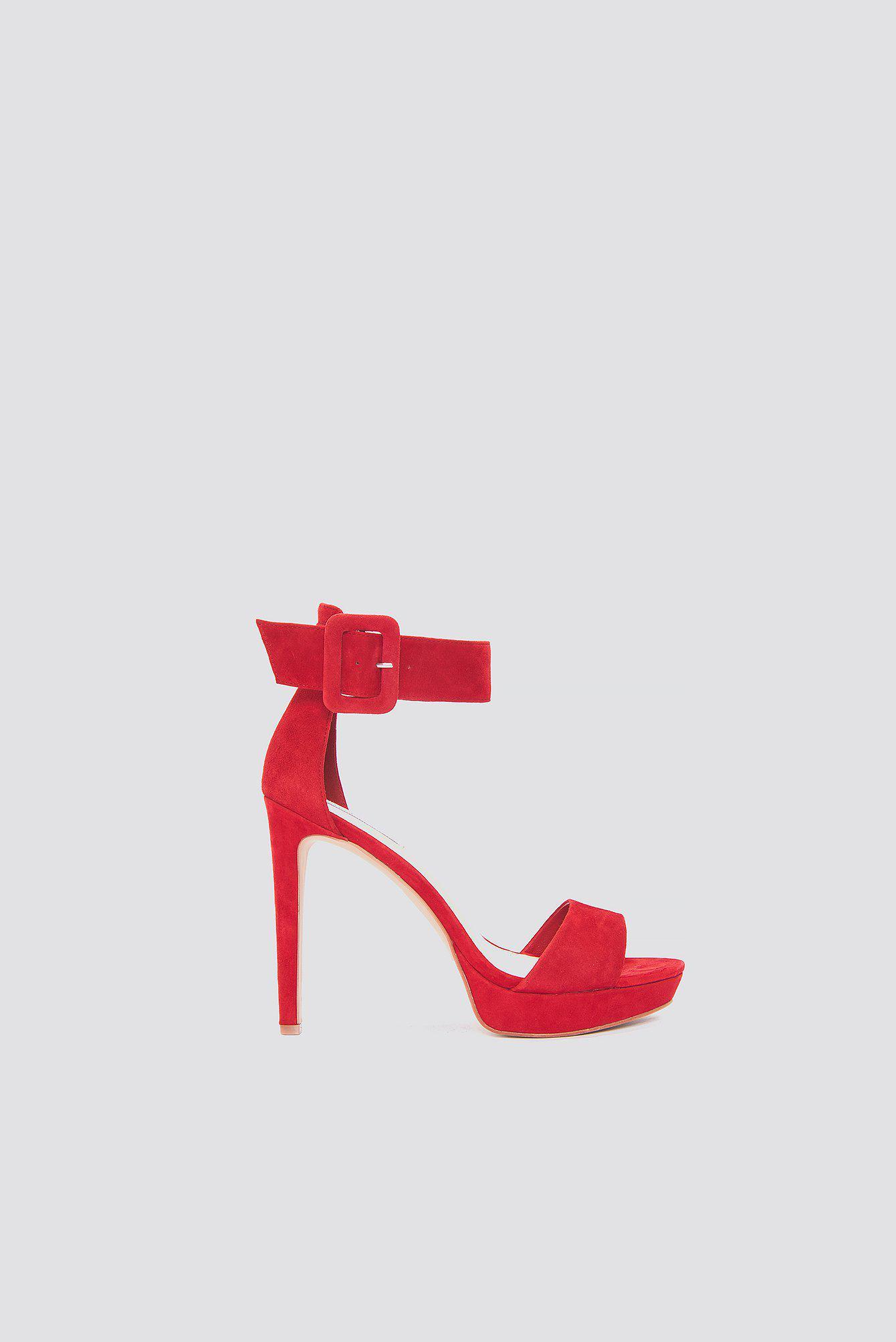 020679438af Lyst - Steve Madden Circuit Sandal in Red