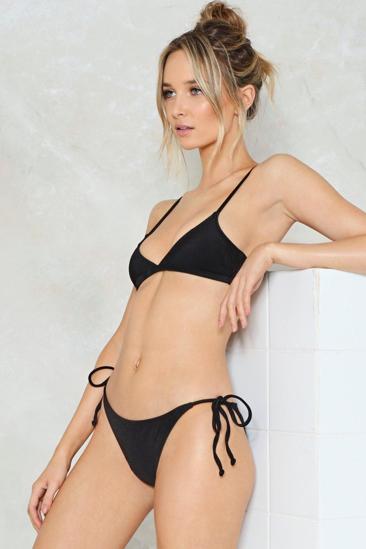 f54f21c176 Lyst - Nasty Gal Alina Mix   Match Strappy Bikini Top Alina Mix ...