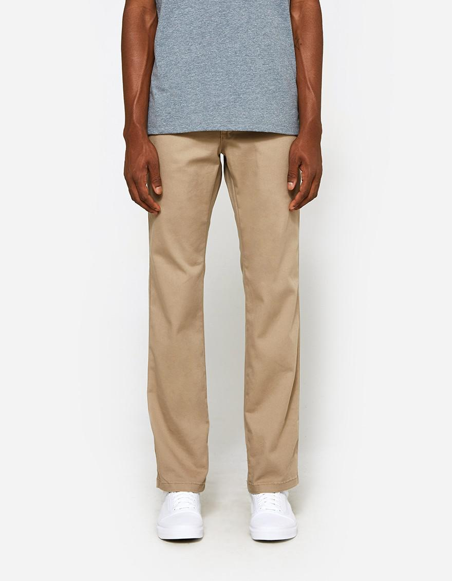 603379e314 Vans Gr Chino Ii in Natural for Men - Lyst