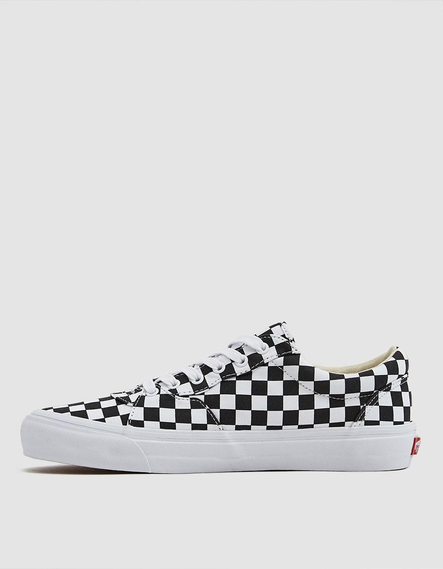 Vans Style 205 Checkerboard Sneaker in White for Men - Lyst 1a891caff