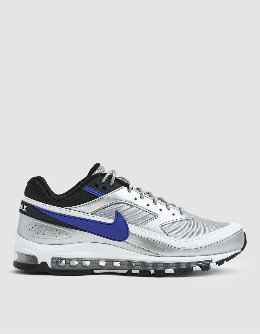 76337472c6fc70 Lyst - Nike Air Max 97 bw Sneaker in Metallic for Men - Save 51%