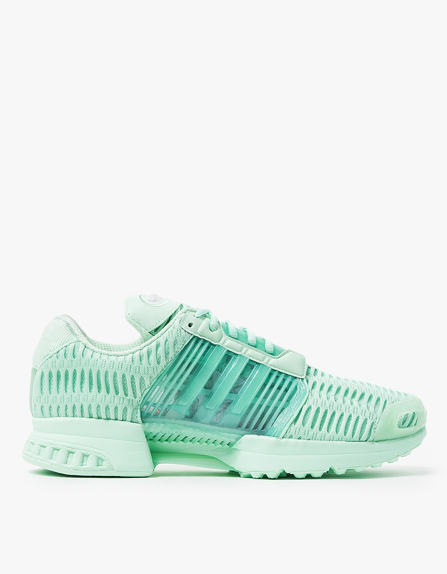 adidas climacool frozen green