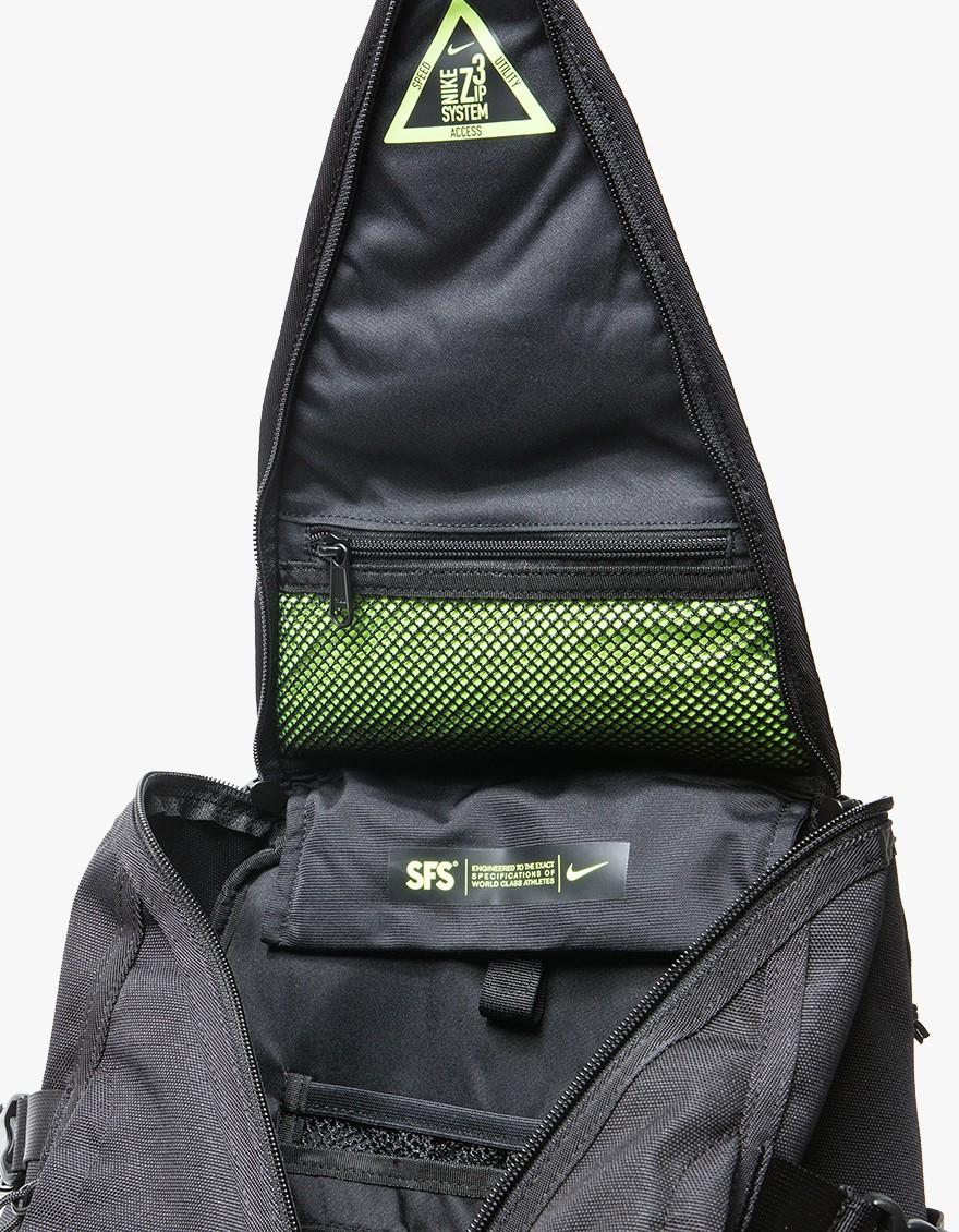 9d3028152560 Lyst - Nike Sfs Responder Training Backpack in Black for Men