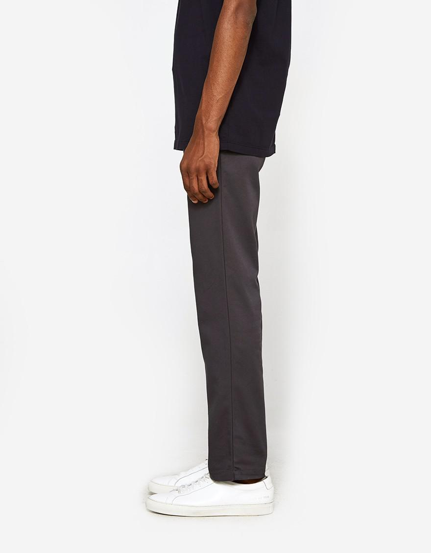 Lyst - Vans Authentic Stretch Chino In Asphalt for Men 49a9e3fd4b