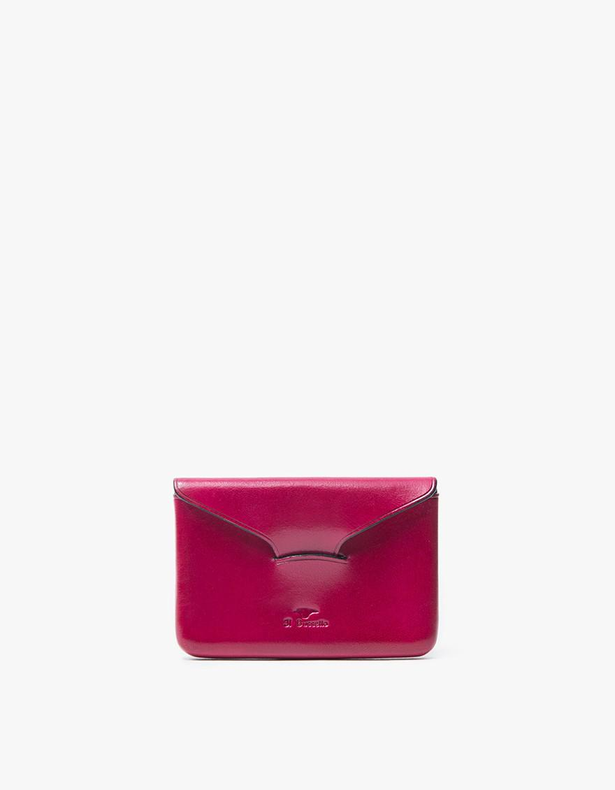 Il bussetto Business Card Holder in Blue   Lyst