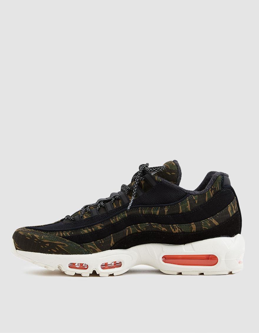 Lyst - Nike Air Max 95 Wip Sneaker in Black for Men f8389633b