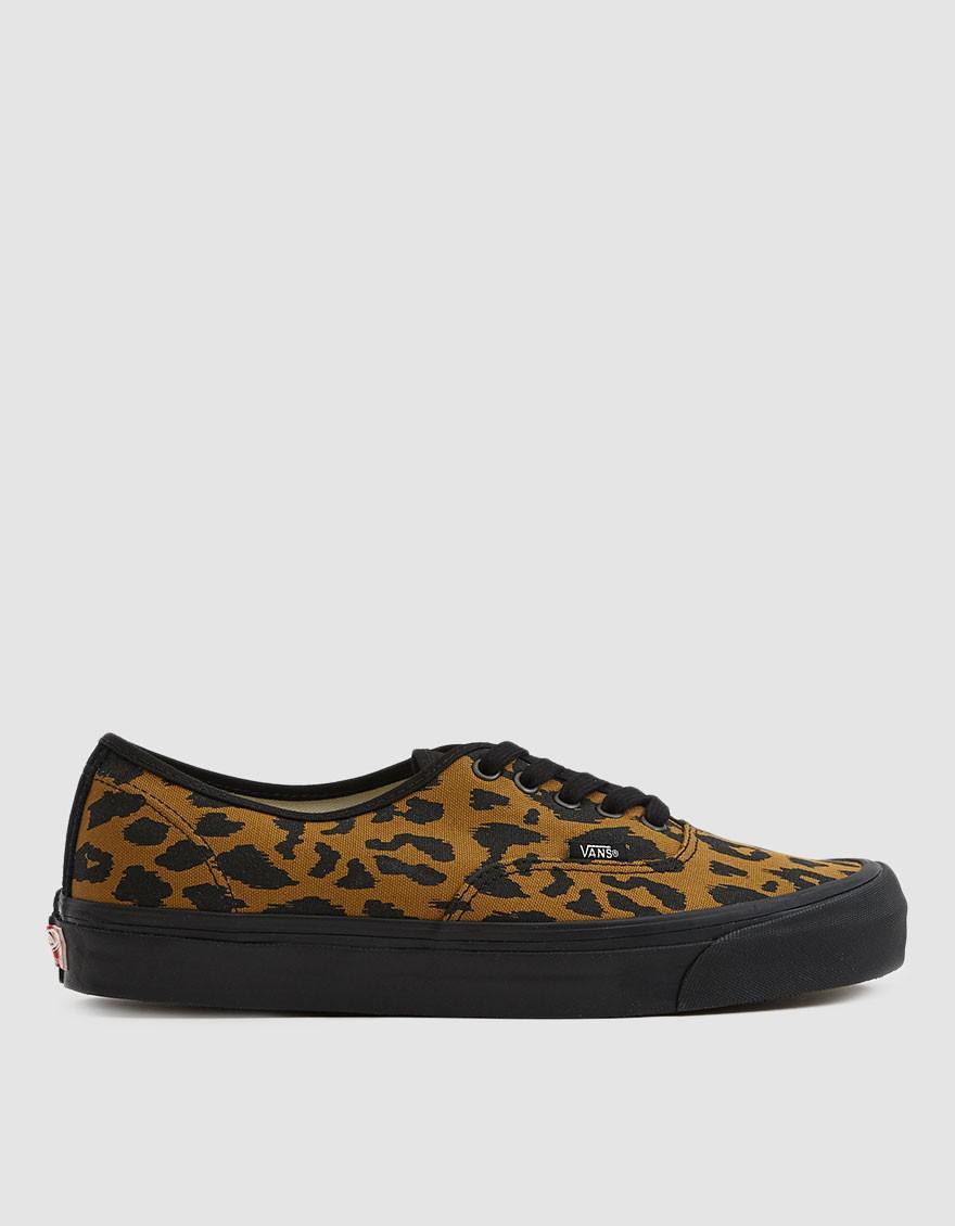 d411526b5065d9 Vans - Multicolor Leopard-print Og Authentic Lx Sneaker for Men - Lyst.  View fullscreen