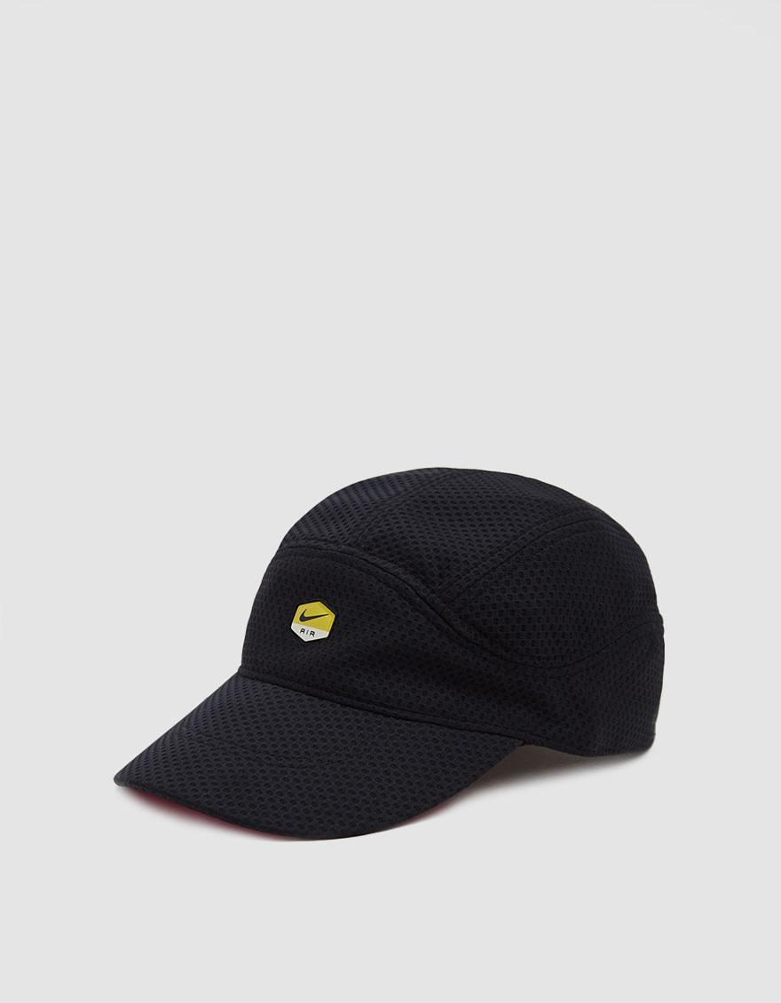 Lyst - Nike Aerobill 5-panel Cap in Black for Men 5707934712ca