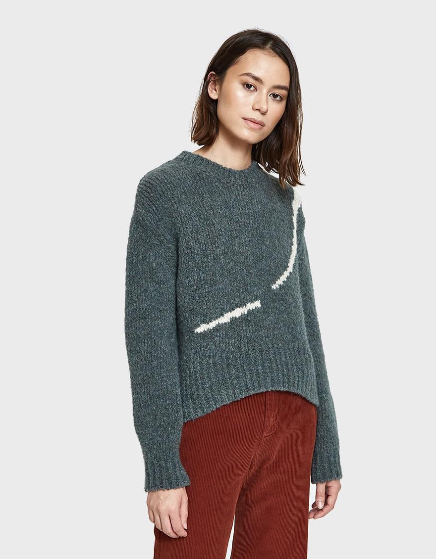 Lyst Paloma Wool Linda Listen Sweater In Blue In Blue