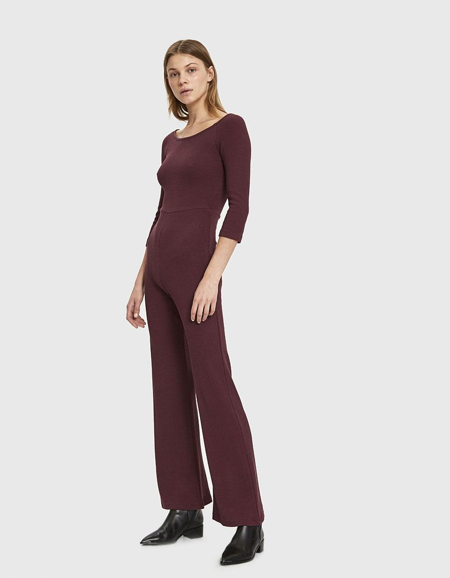 ab6726c6bac3 Lyst - Paloma Wool Candela Crepe Jersey Jumpsuit in Purple
