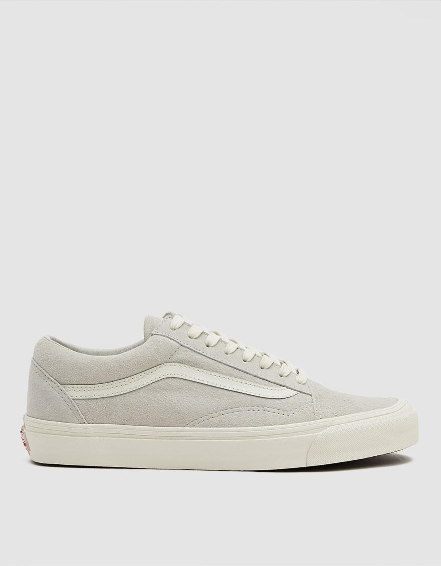 02b1b617fd2aed Lyst - Vans Og Old Skool Lx Suede Sneaker for Men