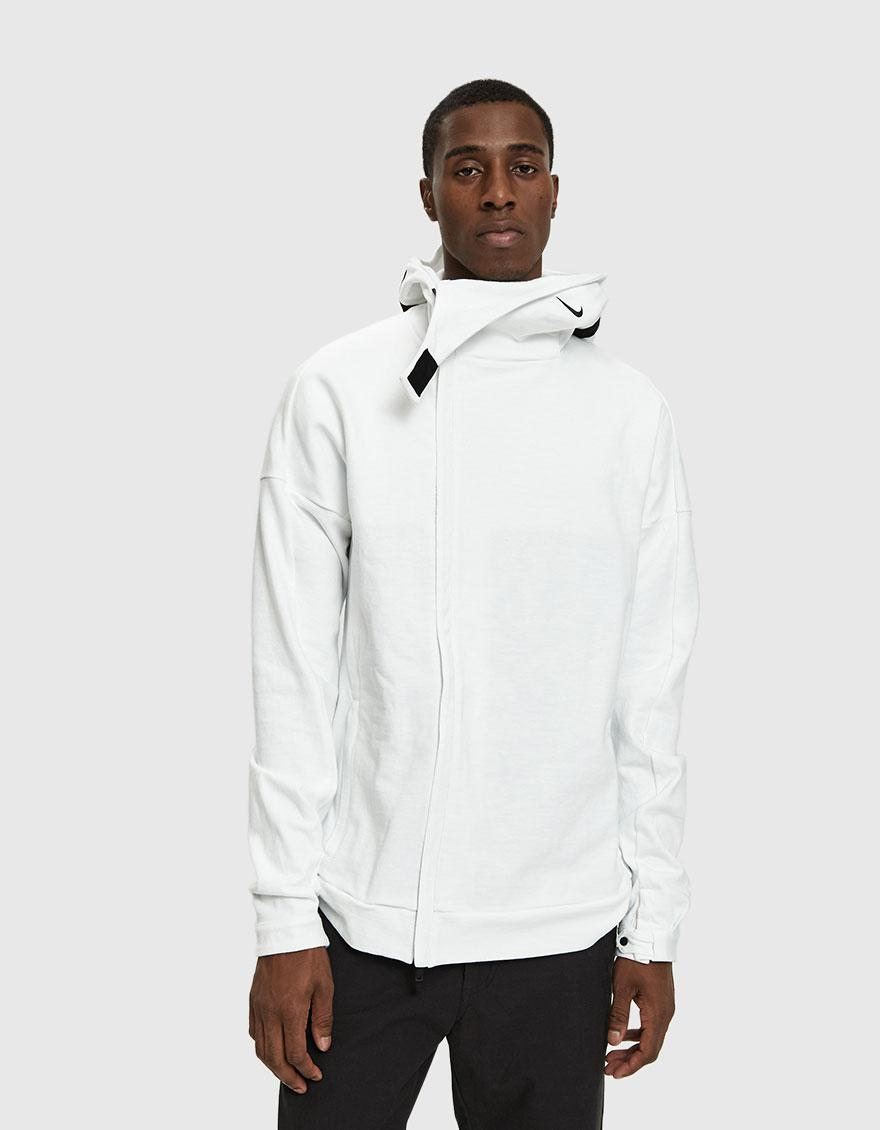 fe0b171f17 Lyst - Nike Aae 2.0 Hoodie in White for Men
