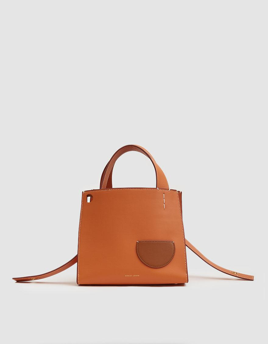 c27f1a199 Lyst - Danse Lente Margot Square Bag in Brown - Save 9%