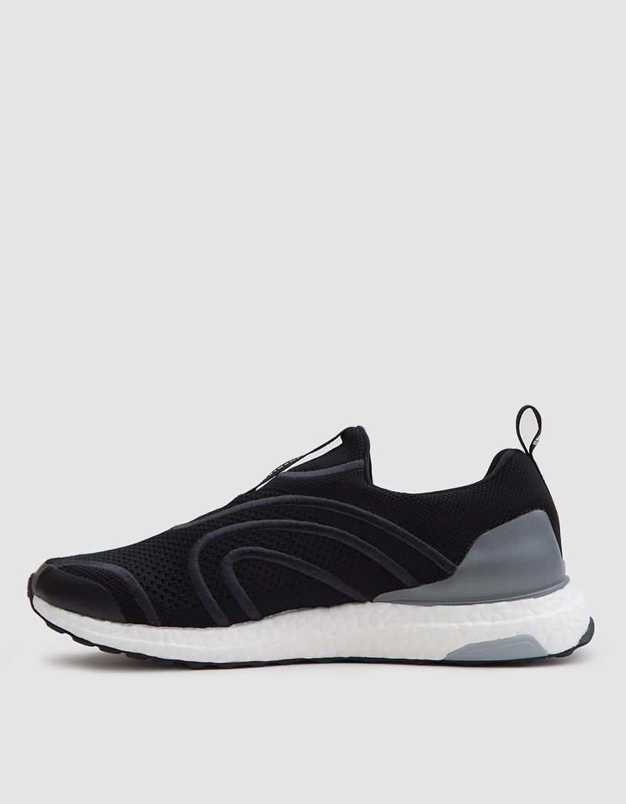 9d0bd187400 adidas By Stella McCartney Ultra Boost Uncaged Sneakers in Black - Lyst
