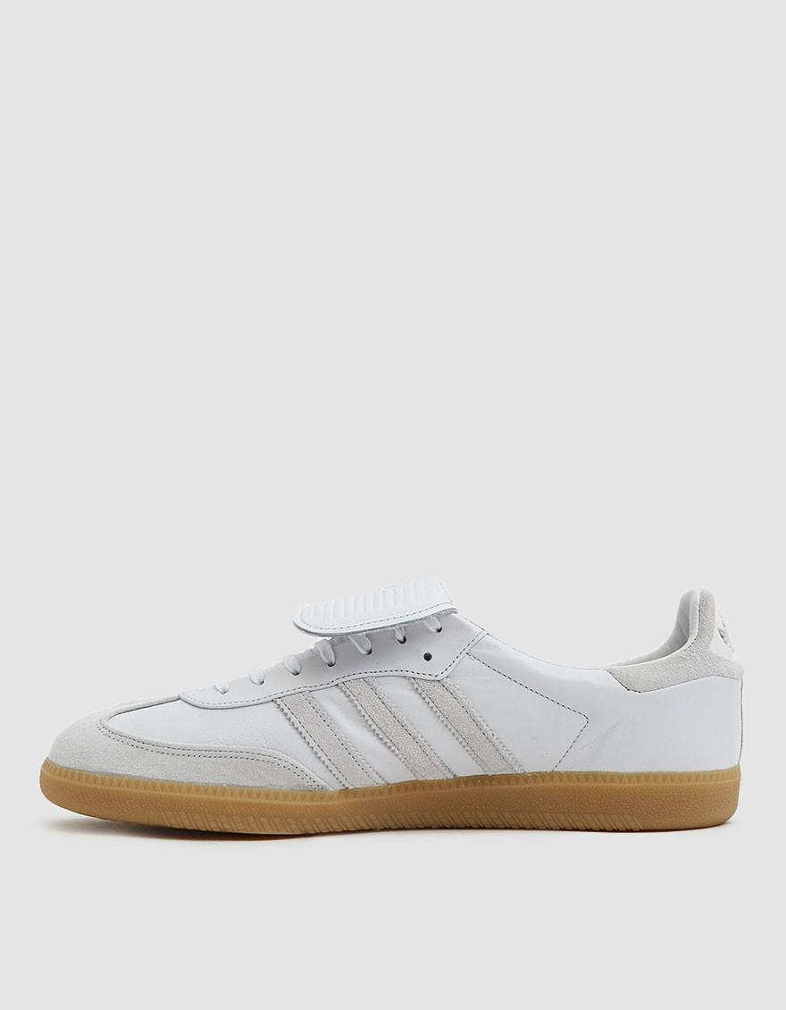 c71d951a1e5 adidas Samba Recon Leather Sneaker in White for Men - Lyst