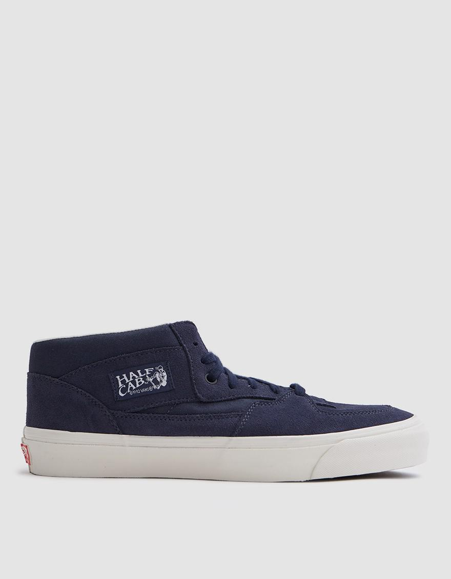 7016dc0a2d4 Vans Og Half Cab Lx in Blue for Men - Lyst