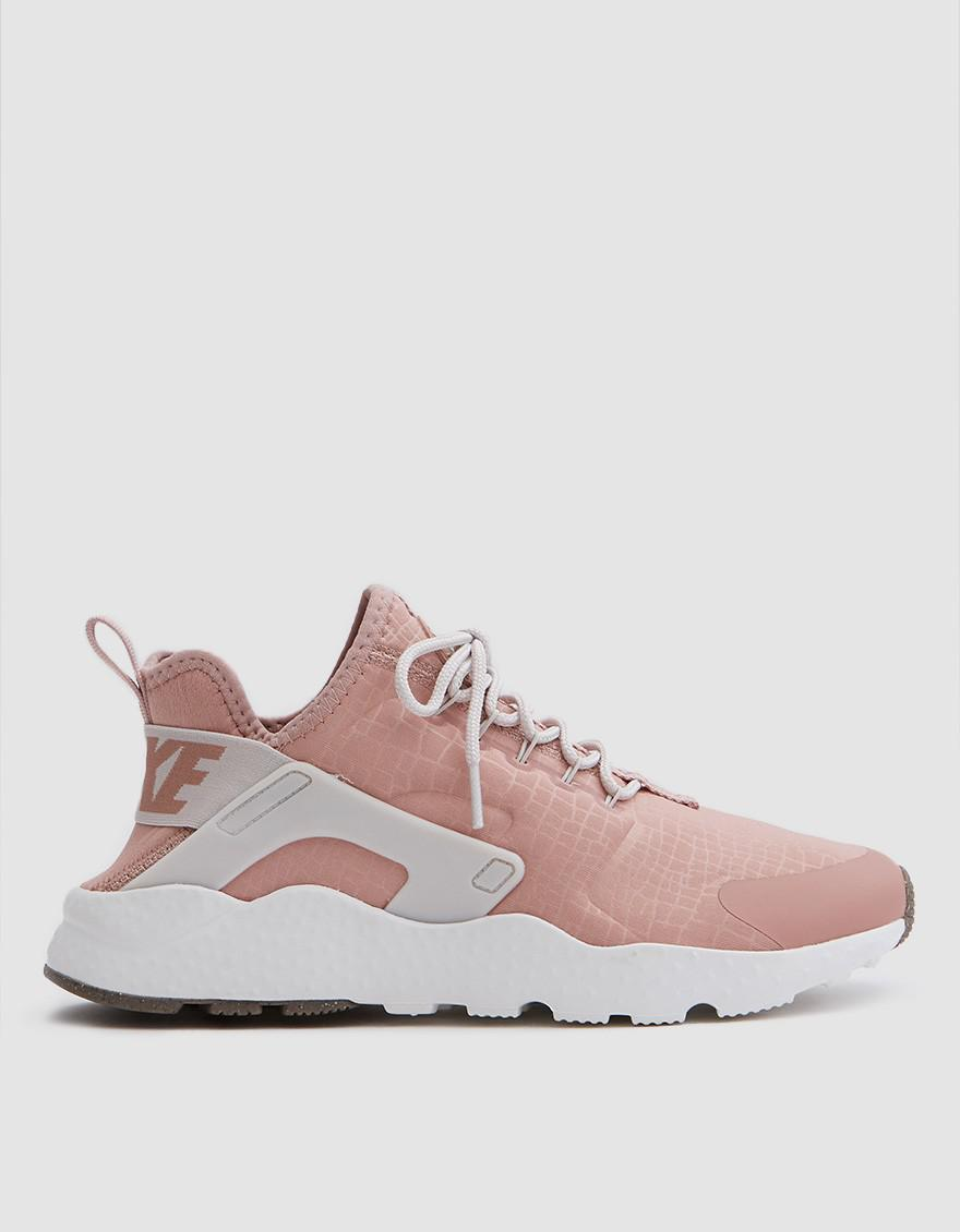 newest b6664 5893b ... canada nike. womens pink air huarache run ultra 3e4e5 cc6c7 usa image is  ...
