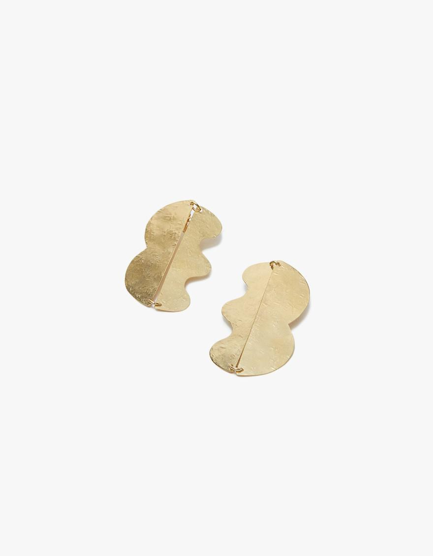 Valentin Earrings Annie Costello Brown 2uQWEOO